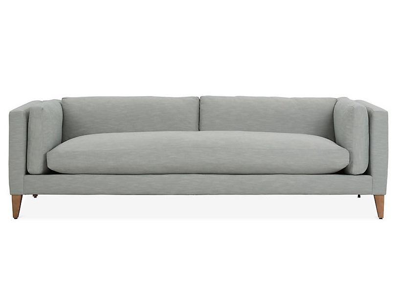 Myfurnish диван franz серый 75181/75184