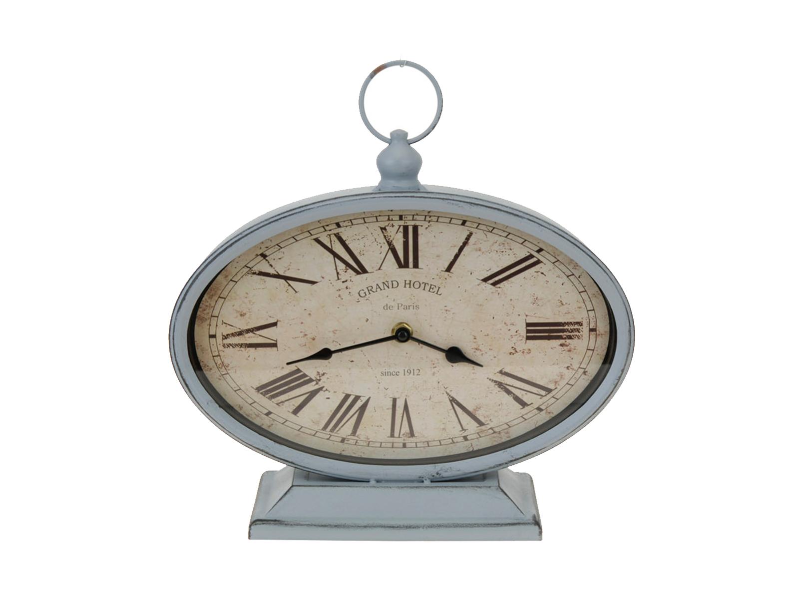 Часы GrandНастольные часы<br>Декоративные настольные часы&amp;lt;div&amp;gt;&amp;lt;br&amp;gt;&amp;lt;/div&amp;gt;&amp;lt;div&amp;gt;Кварцевый механиз&amp;lt;/div&amp;gt;<br><br>Material: Металл<br>Ширина см: 29<br>Высота см: 25<br>Глубина см: 10