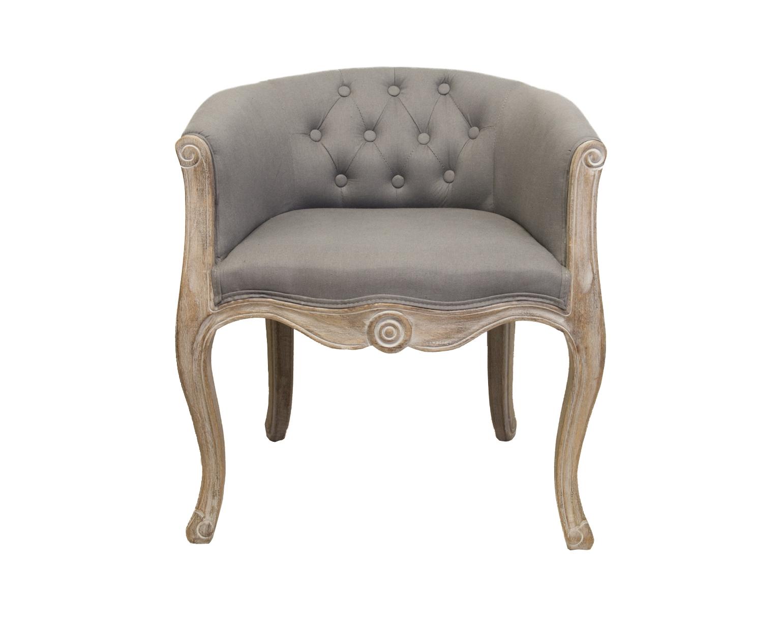 Кресло KandyИнтерьерные кресла<br>Роскошные классические формы кресла Kandy как нельзя лучше передают настроения французского стиля прованс. Кресло с основанием из натурального дерева, искусственно состаренного, для придания эффекта винтажности, спинка выполнена в технике каретная стяжка.Такое очаровательное кресло отлично уживется в интерьере классического современного стиля гостиннй или спальне.&amp;amp;nbsp;&amp;lt;div&amp;gt;&amp;lt;br&amp;gt;&amp;lt;/div&amp;gt;&amp;lt;div&amp;gt;Материал: &amp;amp;nbsp;Лен, массив дуба <br>Цвет&amp;lt;/div&amp;gt;<br><br>Material: Дерево<br>Ширина см: 62.0<br>Высота см: 71<br>Глубина см: 62.0