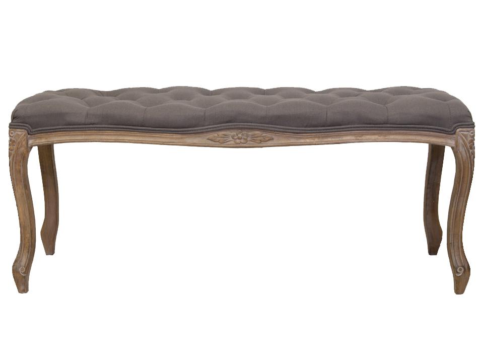 Оттоманка KinaБанкетки<br>Оттоманка из натурального каучукового дерева с тканевой обивкой. Изящная оттоманка станет достойным атрибутом гостиной, прихожей коридора, а может даже и спальни в классическом стиле.&amp;amp;nbsp;&amp;lt;div&amp;gt;&amp;lt;br&amp;gt;&amp;lt;/div&amp;gt;&amp;lt;div&amp;gt;Материал Лен, Каучуковое дерево&amp;lt;/div&amp;gt;<br><br>Material: Лен<br>Ширина см: 110.0<br>Высота см: 46.0<br>Глубина см: 36.0