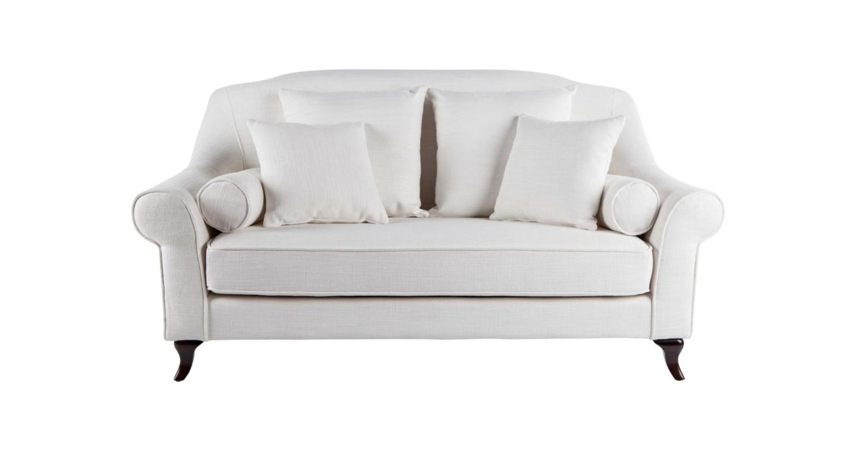 Диван MinisterДвухместные диваны<br>Строгие, выдержанные в викторианском стиле, диваны и кресла Prime Minister великолепно впишутся в любой интерьер. Классический изгиб подлокотников позволит им быть гармоничными в богатом барокко, пышные подушки разных размеров и удобные валики не исключают нео-классику, а кокетливо изогнутые деревянные ножки открывают двери в великий стиль Ар-Деко. У нас Вы найдете богатую палитру цветов и оттенков, в которых представлен Prime Minister и сможете сделать его строгой удобной деталью или броским акцентом.<br><br>kit: None<br>gender: None