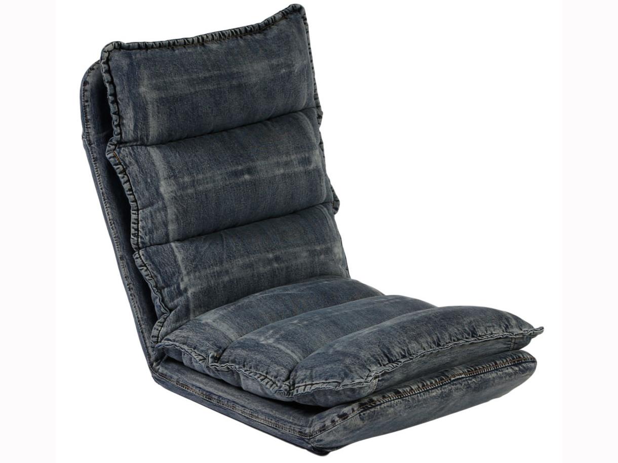 Кресло-трансформерИнтерьерные кресла<br><br><br>Material: Джинса<br>Ширина см: 50.0<br>Высота см: 60.0<br>Глубина см: 70.0