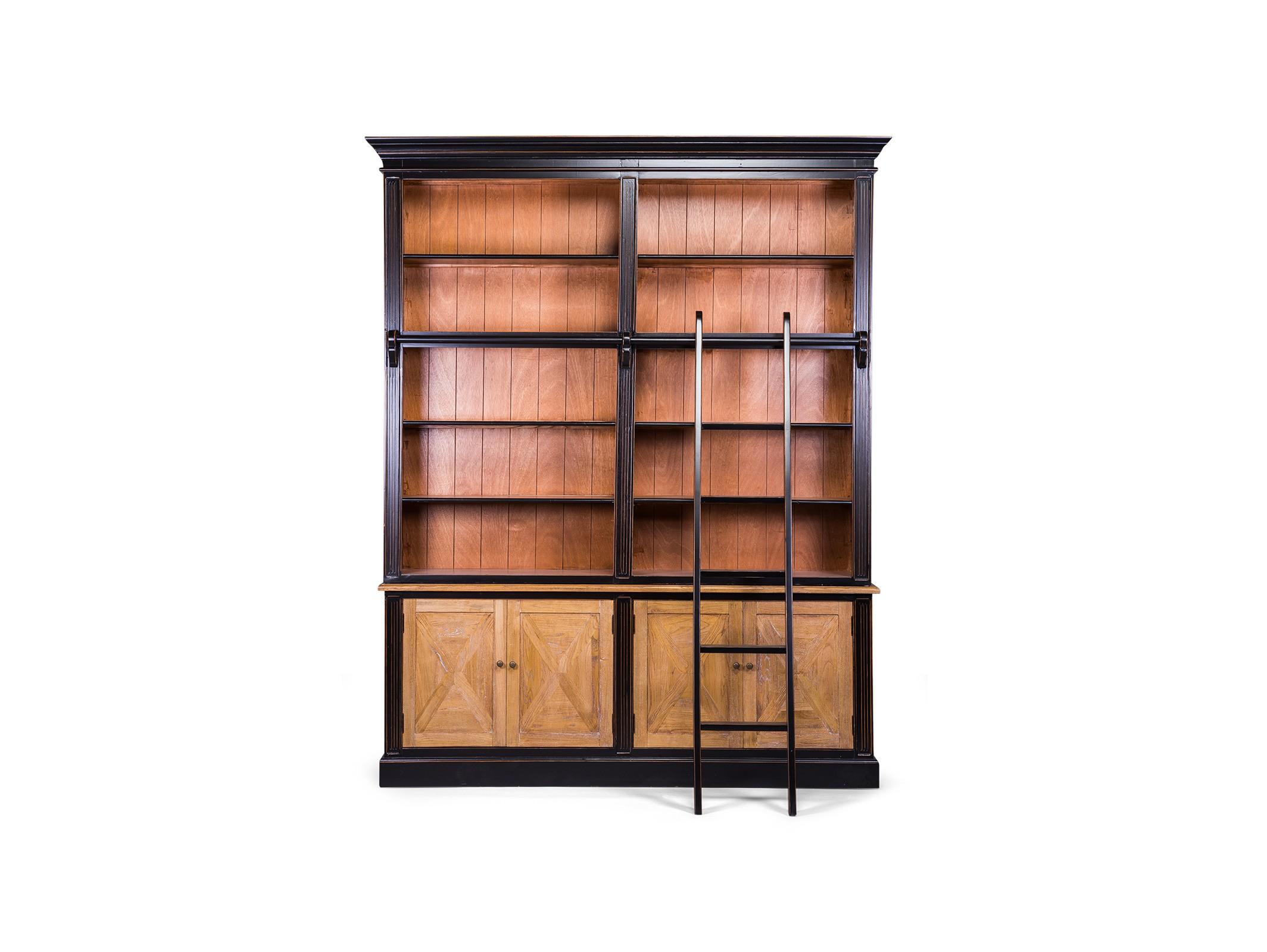 Библиотека RoomyКнижные шкафы и библиотеки<br><br><br>Material: Дерево<br>Ширина см: 166<br>Высота см: 195<br>Глубина см: 40