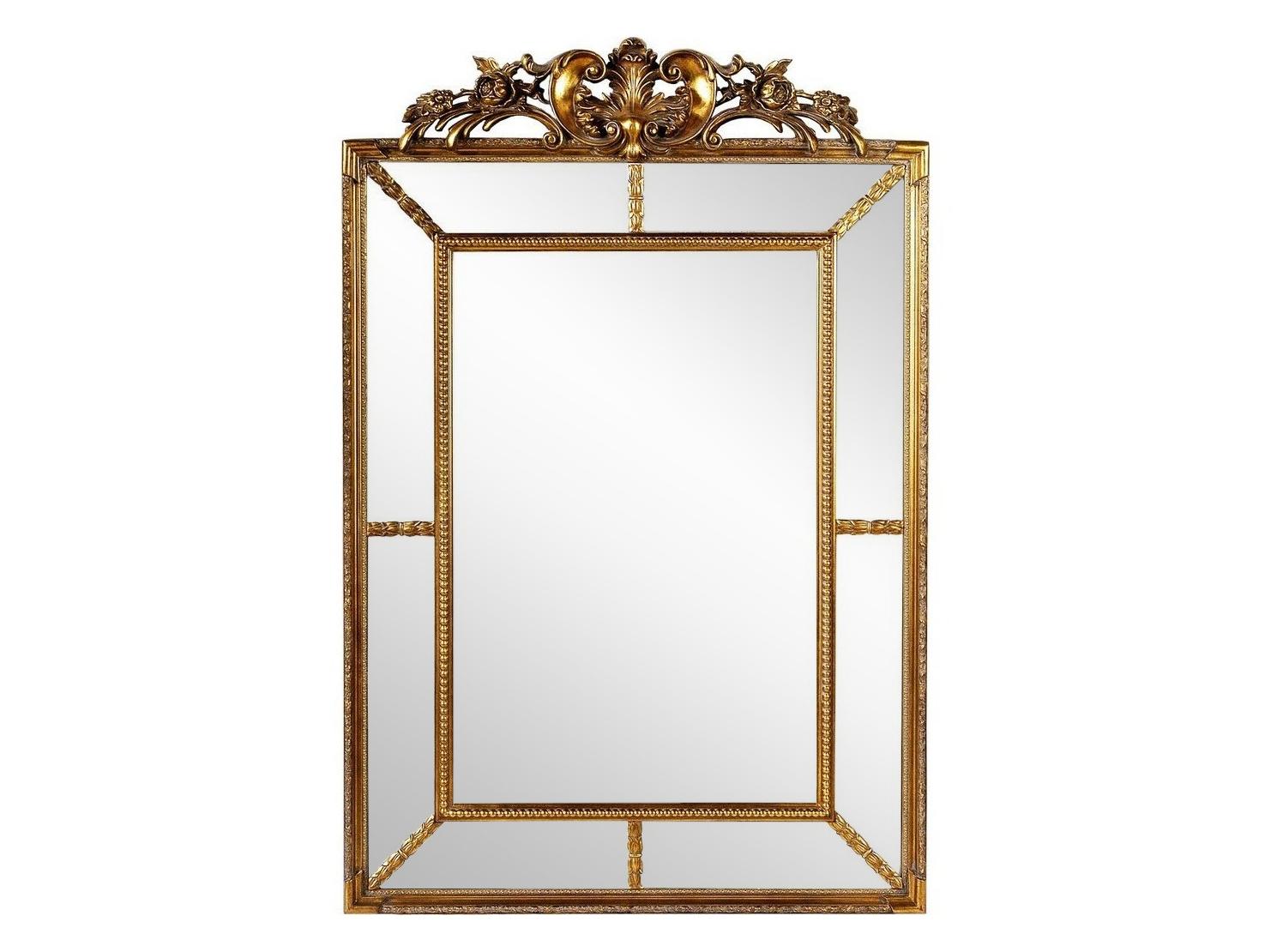 Зеркало ЛанкастерНастенные зеркала<br>Крепления входят в стоимость.<br><br>Material: Пластик<br>Ширина см: 94<br>Высота см: 143.0<br>Глубина см: 6.0