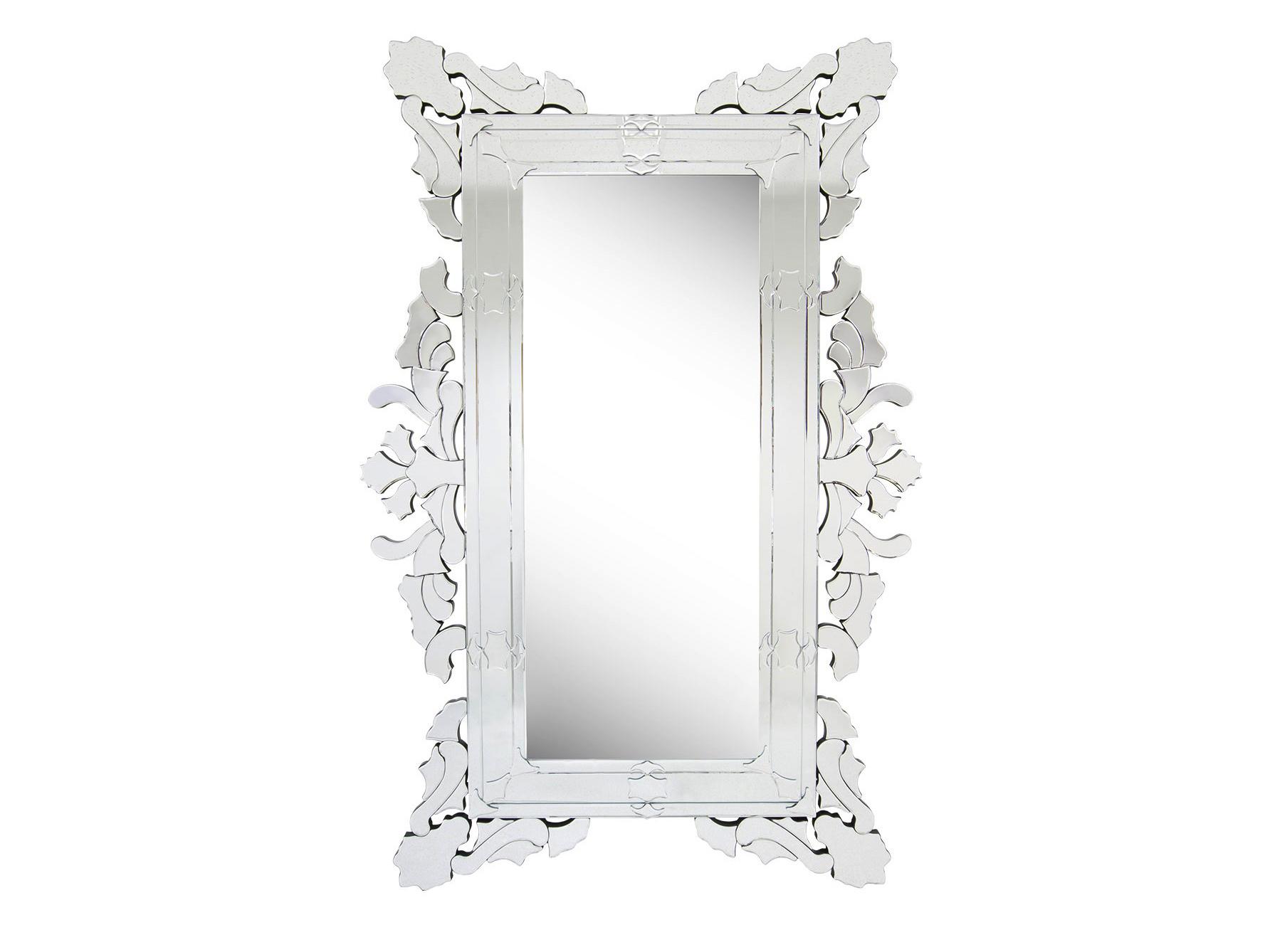 ЗеркалоНастенные зеркала<br>Зеркало от Garda Decor ? одно из лучших воплощений королевской роскоши. Выполненное в стиле эпохи ренессанса, оно сочетает в своем образе ясность геометрических пропорций с обильным и пышным декорированием. Так, рама простой прямоугольной формы обретает шик благодаря резным орнаментам, украшающим каждую ее деталь. Выполненные из зеркальных элементов, они не выглядят аляповатыми или громоздкими. Отражающая поверхность позволяет им смотреться эффектно и элегантно одновременно.<br><br>Material: Стекло<br>Ширина см: 118
