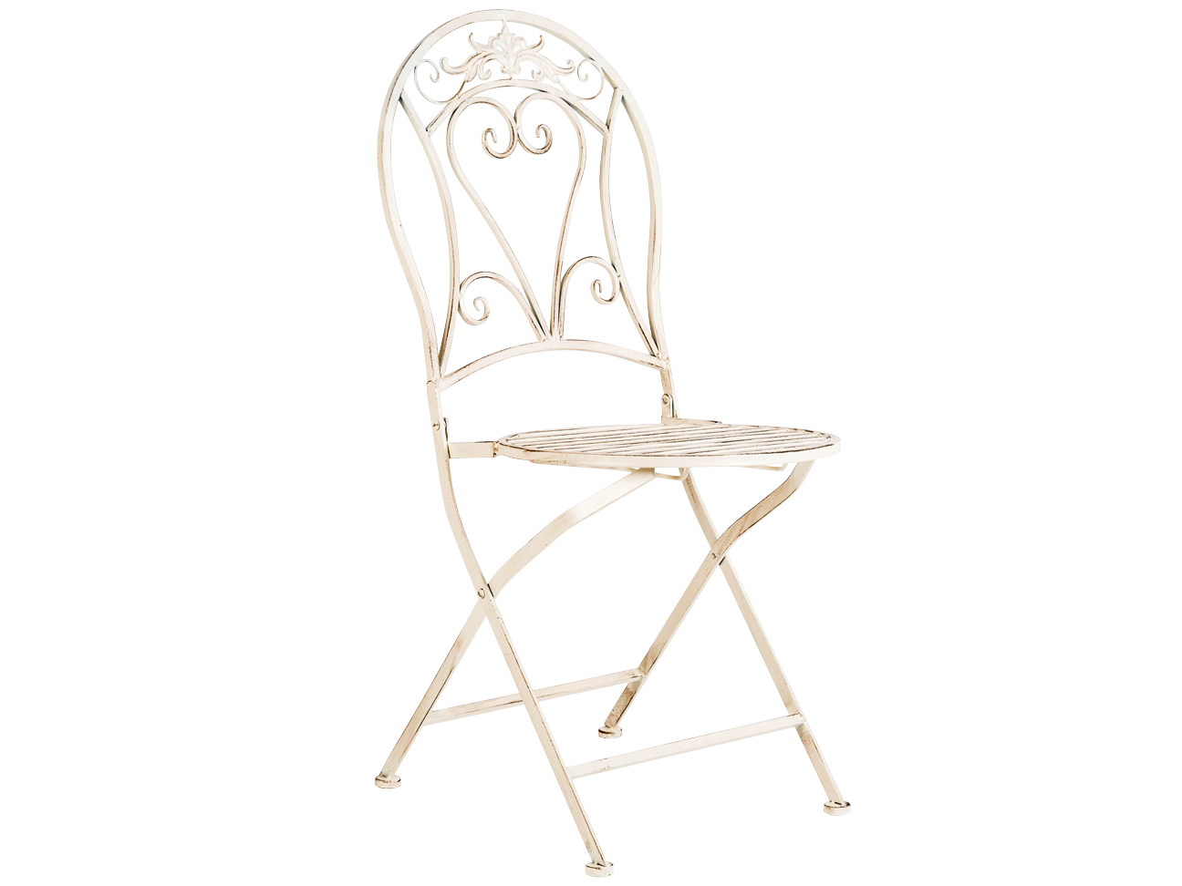 Складной стул «Шербур»Стулья для сада<br>Складные металлические стулья &amp;quot;Шербур&amp;quot; четко отвечают двум основным критериям выбора: комфортабельность и безупречный дизайн. В сочетании с одноименным столиком, комплект &amp;quot;Шербур&amp;quot; выделяется благородным европейским шармом, парадностью и исконной аристократичностью. Особое внимание привлекает узор спинки, сплетающийся в форму сердечка. Стул &amp;quot;Шербур&amp;quot; универсален для городских квартир и загородных домов, для помещений и садового парка. Конструкция максимально комфортабельна: стул складывается единым легким движением, в сложенном виде он компактен для хранения и легок для перемещений. Кованая мебель изготовлена из мягкой стали, игнорирующей ржавчину, влажность и температурные перепады. На открытом воздухе ей не страшны любые погодные.&amp;lt;div&amp;gt;&amp;lt;br&amp;gt;&amp;lt;div&amp;gt;&amp;lt;div&amp;gt;&amp;lt;iframe width=&amp;quot;530&amp;quot; height=&amp;quot;360&amp;quot; src=&amp;quot;https://www.youtube.com/embed/R8wfCIdJsYg&amp;quot; frameborder=&amp;quot;0&amp;quot; allowfullscreen=&amp;quot;&amp;quot;&amp;gt;&amp;lt;/iframe&amp;gt;&amp;lt;/div&amp;gt;&amp;lt;/div&amp;gt;&amp;lt;/div&amp;gt;<br><br>Material: Металл<br>Ширина см: 40.0<br>Высота см: 92.0<br>Глубина см: 40.0
