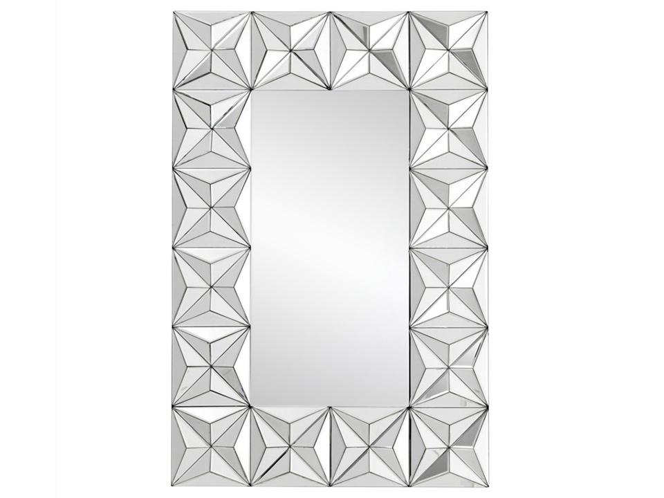Зеркало Mirror ConverseНастенные зеркала<br><br><br>Material: Металл<br>Ширина см: 80<br>Высота см: 120