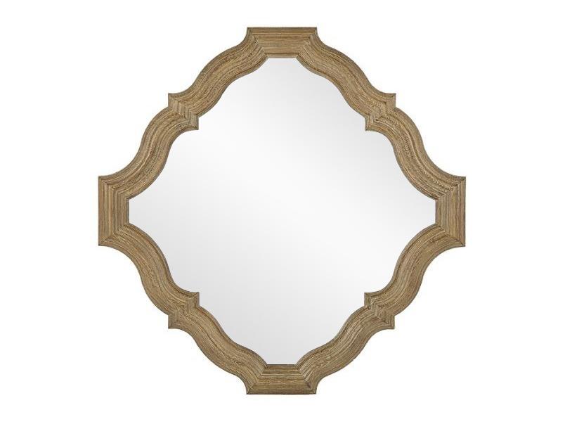 Зеркало WhitneyНастенные зеркала<br><br><br>Material: Стекло<br>Ширина см: 122<br>Высота см: 122<br>Глубина см: 5