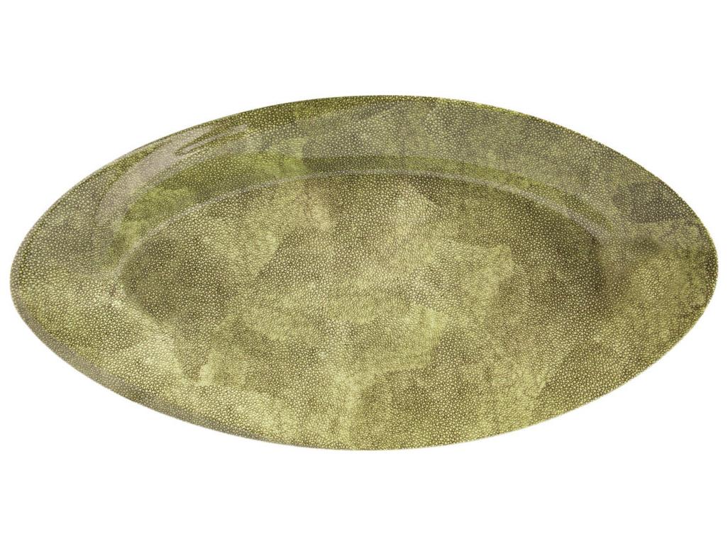ВазаДекоративные блюда<br><br><br>Material: Керамика<br>Ширина см: 53.0<br>Высота см: 5.0<br>Глубина см: 27.0