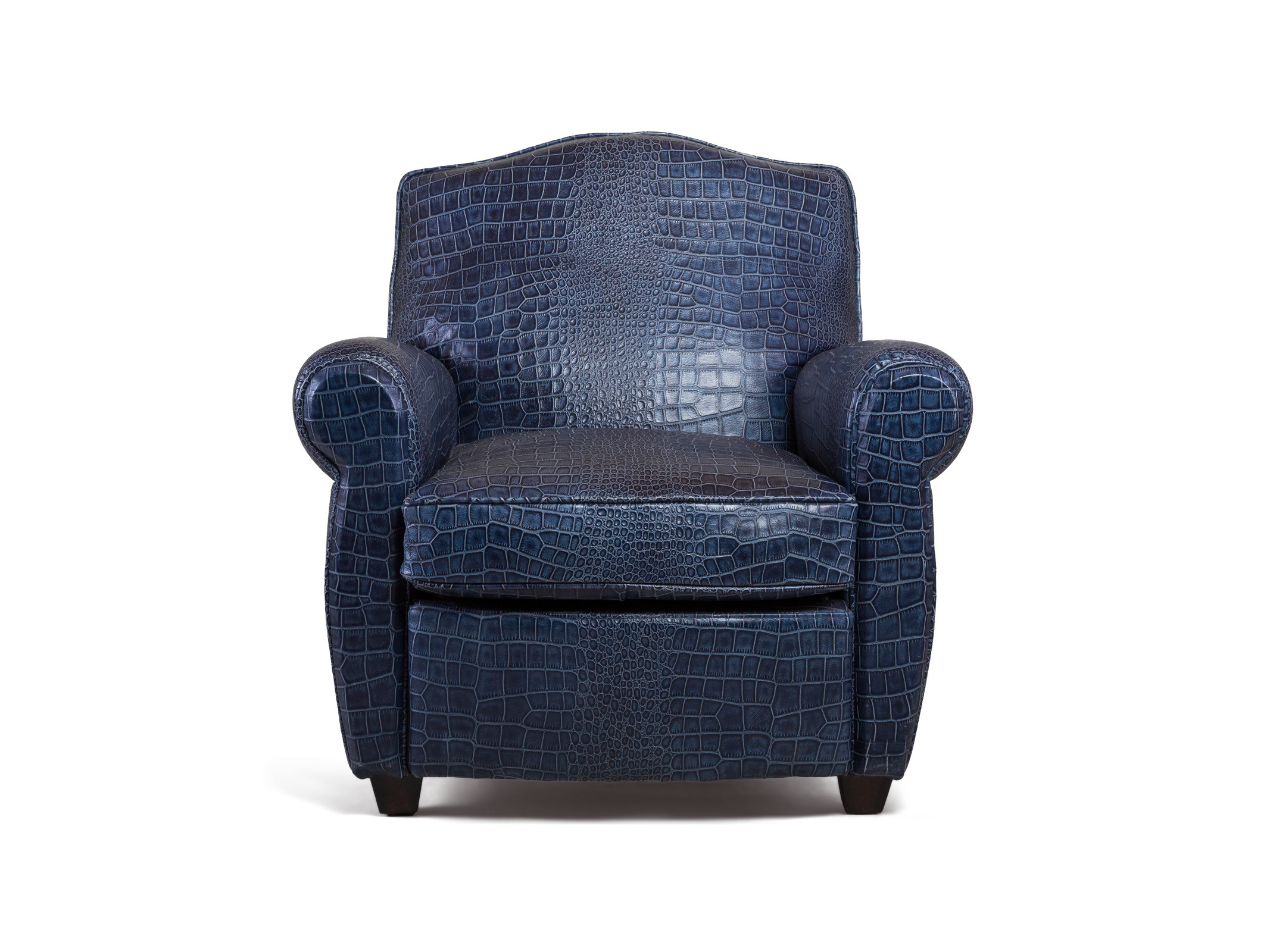 Кресло CrocobaltoИнтерьерные кресла<br><br><br>Material: Кожа<br>Ширина см: 82<br>Высота см: 82<br>Глубина см: 90