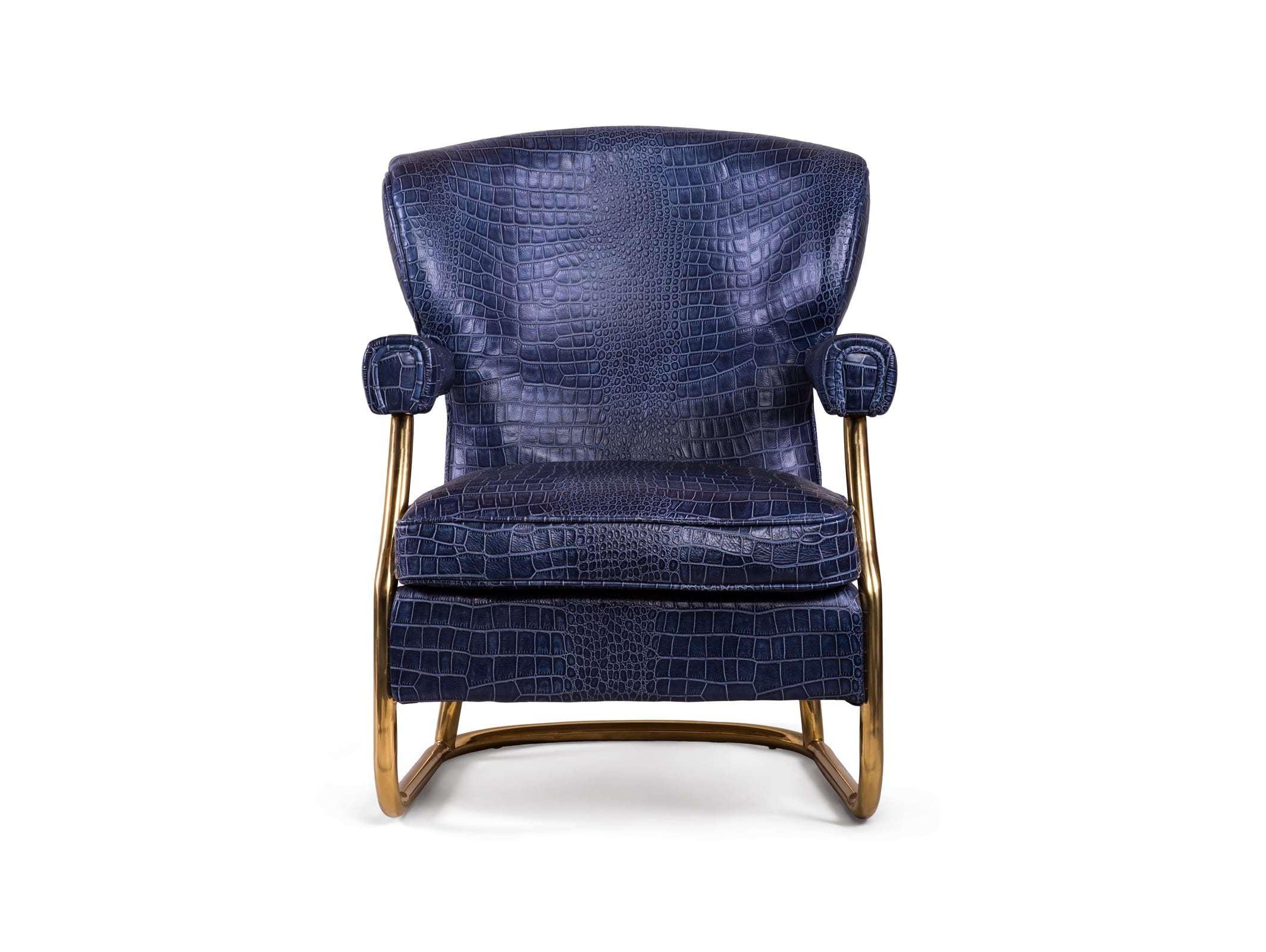 Кресло OrneИнтерьерные кресла<br><br><br>Material: Экокожа<br>Ширина см: 87<br>Высота см: 90<br>Глубина см: 70