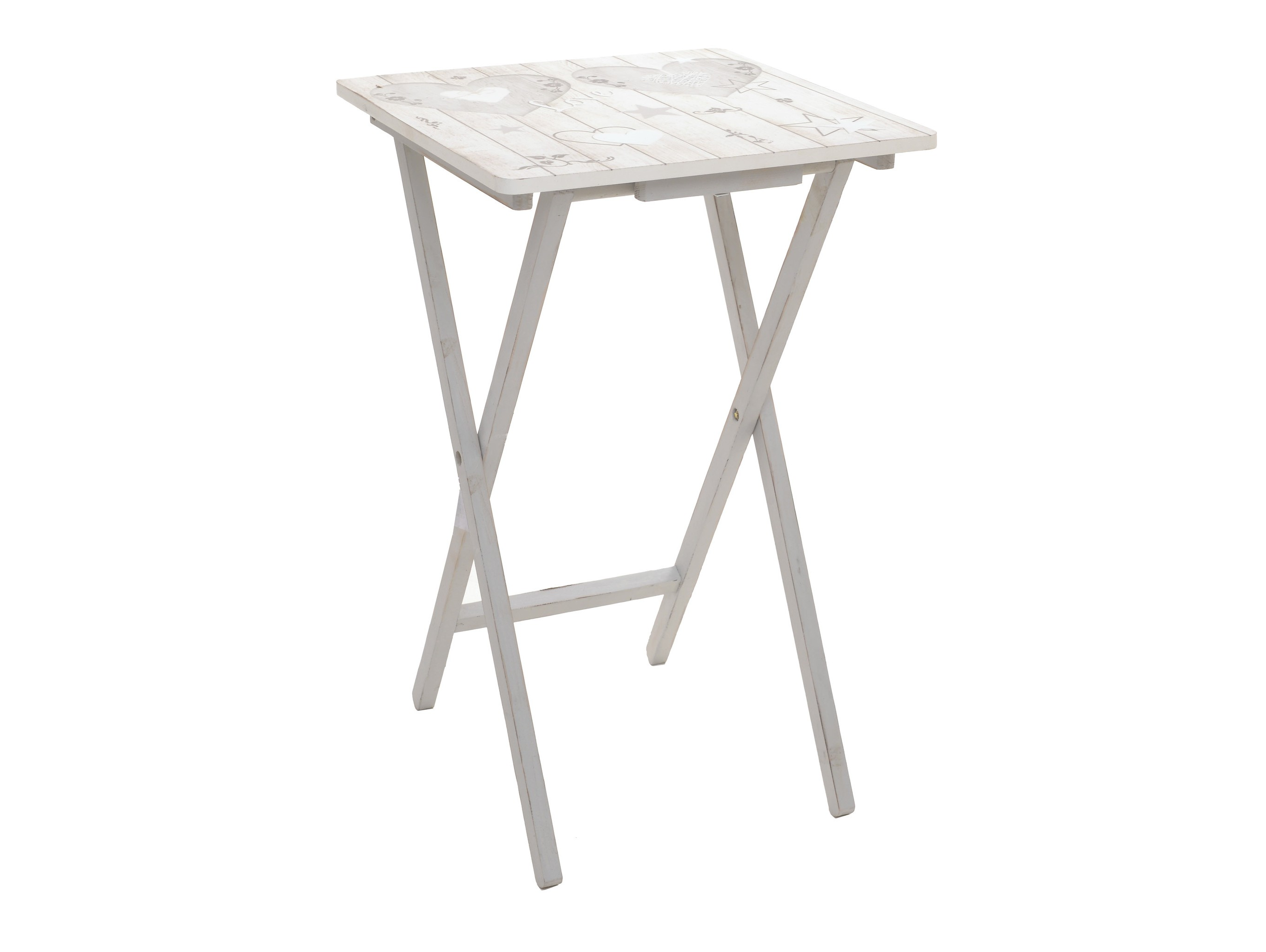 Стол-поднос MariameСервировочные столики<br><br><br>Material: Дуб<br>Ширина см: 40.0<br>Высота см: 64.0<br>Глубина см: 40.0