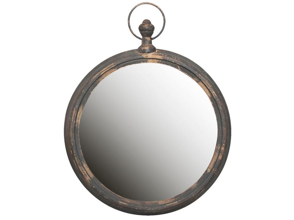 ЗеркалоНастенные зеркала<br>Зеркало<br><br>Material: Металл<br>Ширина см: 62.0<br>Высота см: 78.0<br>Глубина см: 6.0