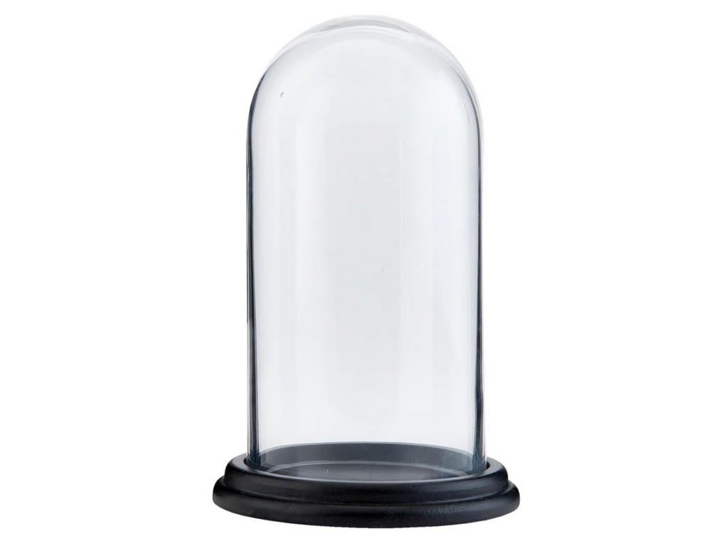 КуполЕмкости для хранения<br><br><br>Material: Стекло<br>Высота см: 21.0