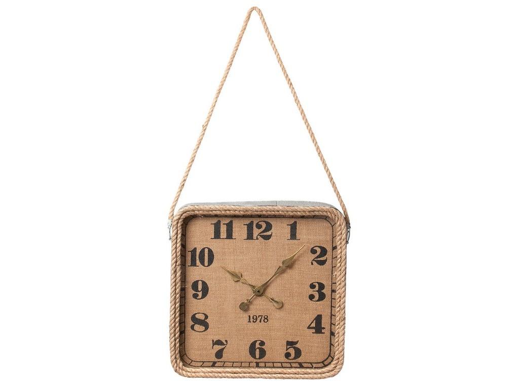 ЧасыНастенные часы<br><br><br>Material: Металл<br>Ширина см: 54.0<br>Высота см: 54.0<br>Глубина см: 8.0