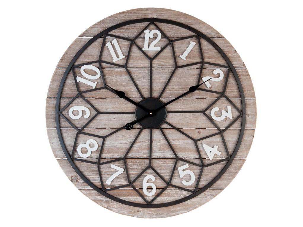 ЧасыНастенные часы<br><br><br>Material: Дерево<br>Глубина см: 5.0