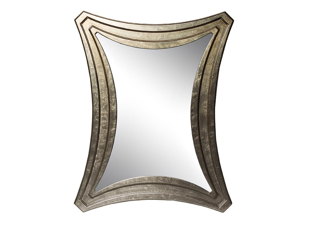 ЗеркалоНастенные зеркала<br><br><br>Material: МДФ<br>Ширина см: 97.0<br>Высота см: 122.0<br>Глубина см: 4.0