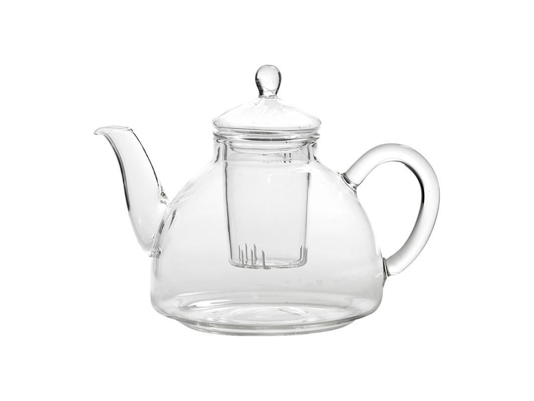 Заварочный чайникЧайники<br><br><br>Material: Стекло<br>Высота см: 11.0