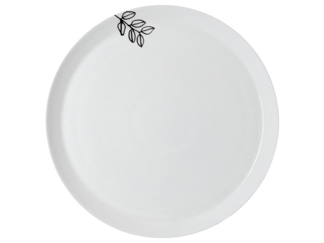 Тарелка TwigТарелки<br><br><br>Material: Фарфор
