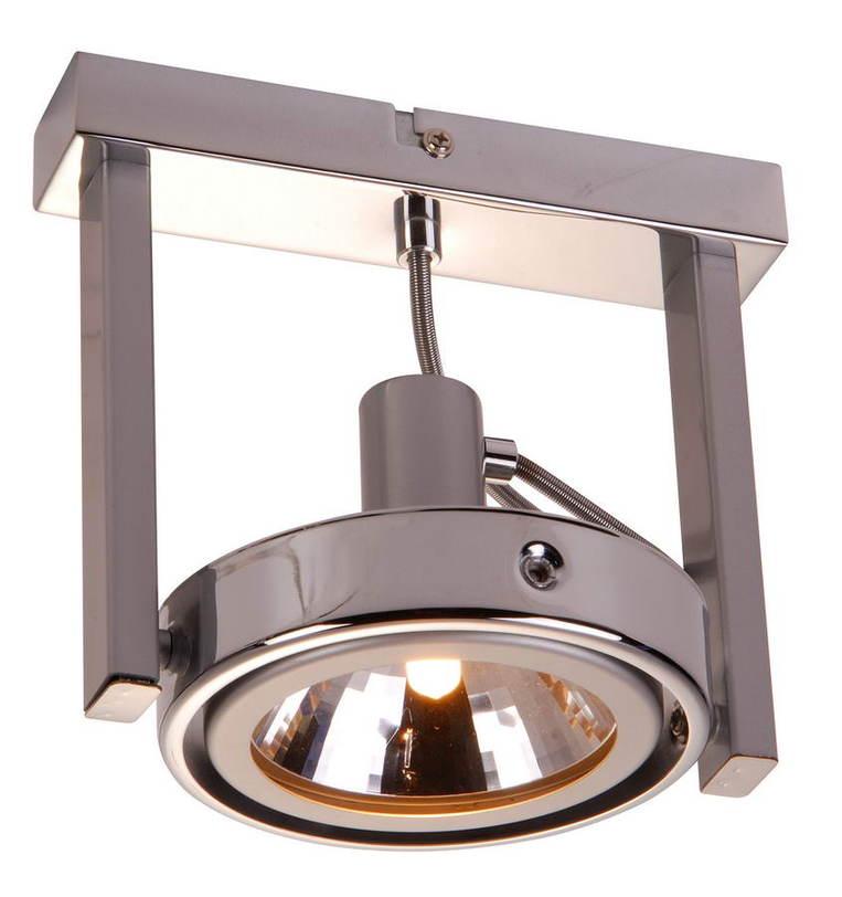 Светильник Globo KurianaПотолочные светильники<br>Вид цоколя: G9. Мощность: 60W. Количество ламп: 1.&amp;amp;nbsp;<br><br>Material: Металл<br>Width см: 19.5<br>Height см: 17