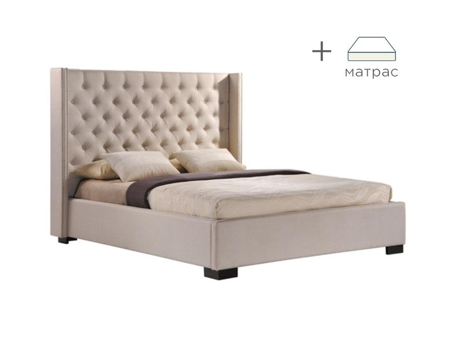 Кровать Newport Lux с матрасомКровати + матрасы<br>&amp;lt;div&amp;gt;Выгодная скидка при покупке комплекта!&amp;lt;/div&amp;gt;&amp;lt;div&amp;gt;Кровать с ортопедическим матрасом &amp;quot;Ascona Terapia Orient&amp;quot;.&amp;lt;/div&amp;gt;&amp;lt;div&amp;gt;&amp;lt;br&amp;gt;&amp;lt;/div&amp;gt;&amp;lt;div&amp;gt;Характеристики кровати:&amp;lt;/div&amp;gt;&amp;lt;div&amp;gt;Размер спального места: 160*200&amp;lt;/div&amp;gt;&amp;lt;div&amp;gt;Материалы: бук, текстиль&amp;lt;/div&amp;gt;&amp;lt;div&amp;gt;Варианты исполнения: более 200 цветов&amp;lt;/div&amp;gt;&amp;lt;div&amp;gt;&amp;lt;br&amp;gt;&amp;lt;/div&amp;gt;&amp;lt;div&amp;gt;Характеристики матраса:&amp;lt;/div&amp;gt;&amp;lt;div&amp;gt;Латекс.&amp;lt;/div&amp;gt;&amp;lt;div&amp;gt;Кокосовая плита.&amp;lt;/div&amp;gt;&amp;lt;div&amp;gt;5-ти зональный блок независимых пружин «Песочные часы Extra».&amp;lt;/div&amp;gt;&amp;lt;div&amp;gt;Короб по периметру из пены Orto Foam.&amp;lt;/div&amp;gt;&amp;lt;div&amp;gt;Максимальная нагрузка: до 140 кг&amp;lt;/div&amp;gt;&amp;lt;div&amp;gt;Высота: 25 см.&amp;lt;/div&amp;gt;<br><br>Material: Текстиль