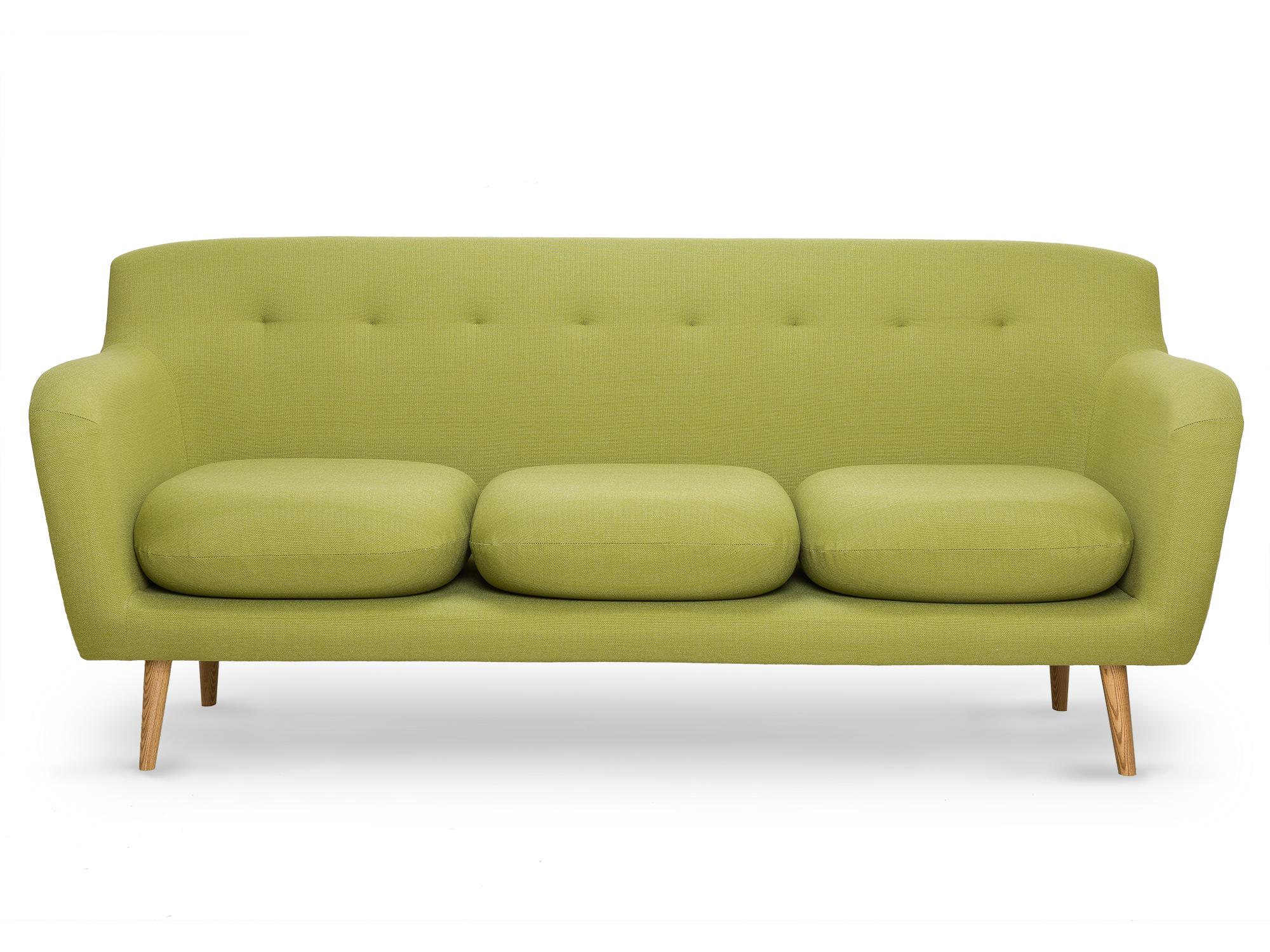 Myfurnish диван oslo xl зеленый  76400/18