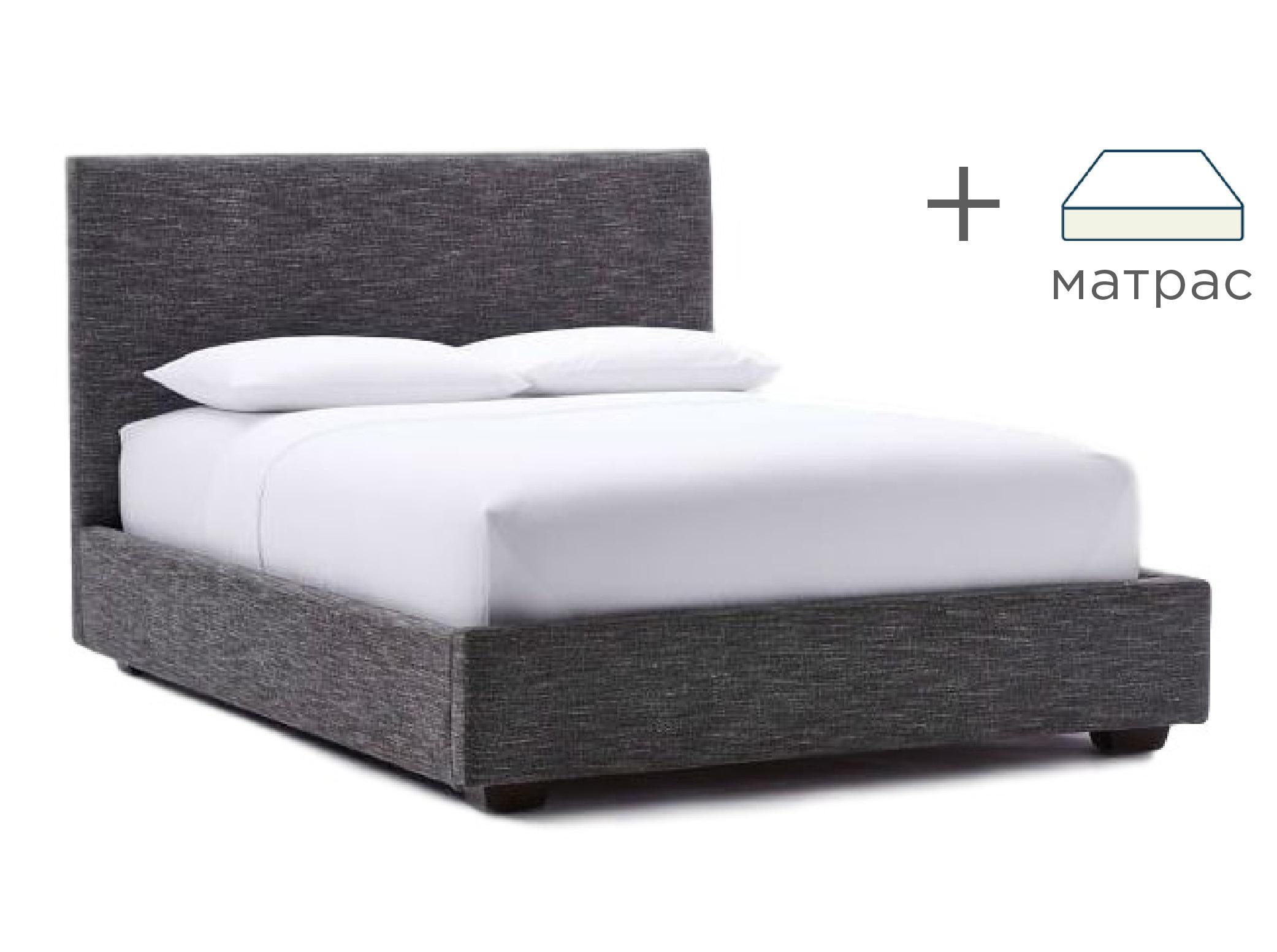 Кровать Mr Smith с матрасомКровати + матрасы<br>&amp;lt;div&amp;gt;Выгодная скидка при покупке комплекта!&amp;lt;/div&amp;gt;&amp;lt;div&amp;gt;Кровать в скандинавском стиле вместе с ортопедическим матрасом &amp;quot;Ascona Terapia Pulse&amp;quot;&amp;lt;/div&amp;gt;&amp;lt;div&amp;gt;&amp;lt;br&amp;gt;&amp;lt;/div&amp;gt;&amp;lt;div&amp;gt;Характеристики кровати:&amp;lt;/div&amp;gt;&amp;lt;div&amp;gt;Размер спального места: 160*200&amp;lt;/div&amp;gt;&amp;lt;div&amp;gt;Материалы: бук, текстиль&amp;amp;nbsp;&amp;lt;/div&amp;gt;&amp;lt;div&amp;gt;Варианты исполнения: более 200 цветов высокой категории&amp;amp;nbsp;&amp;lt;/div&amp;gt;&amp;lt;div&amp;gt;&amp;lt;br&amp;gt;&amp;lt;/div&amp;gt;&amp;lt;div&amp;gt;Характеристики матраса:&amp;lt;/div&amp;gt;&amp;lt;div&amp;gt;100% хлопковый жаккард с антибактериальной пропиткой с ионами Ag+&amp;lt;/div&amp;gt;&amp;lt;div&amp;gt;Блок независимых пружин «Песочные часы Extra»&amp;lt;/div&amp;gt;&amp;lt;div&amp;gt;Короб по периметру из пены Orto Foam®&amp;lt;/div&amp;gt;&amp;lt;div&amp;gt;Жесткость: низкая&amp;lt;/div&amp;gt;<br><br>Material: Текстиль<br>Ширина см: 215<br>Высота см: 142<br>Глубина см: 174