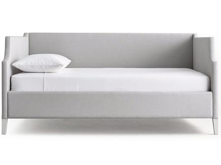 Диван eton (myfurnish) серый 217x96x110 см.