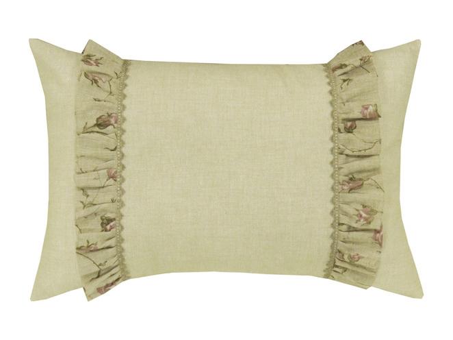 Подушка РомантикПрямоугольные подушки и наволочки<br>Декоративная  подушка .Чехол съемный.<br><br>Material: Хлопок