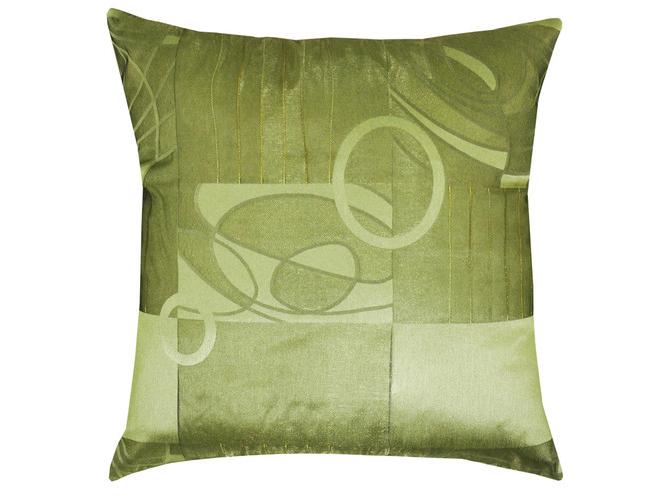 Подушка ОливаКвадратные подушки и наволочки<br>Декоративная  подушка .Чехол съемный.<br><br>Material: Хлопок<br>Ширина см: 45.0<br>Глубина см: 45.0