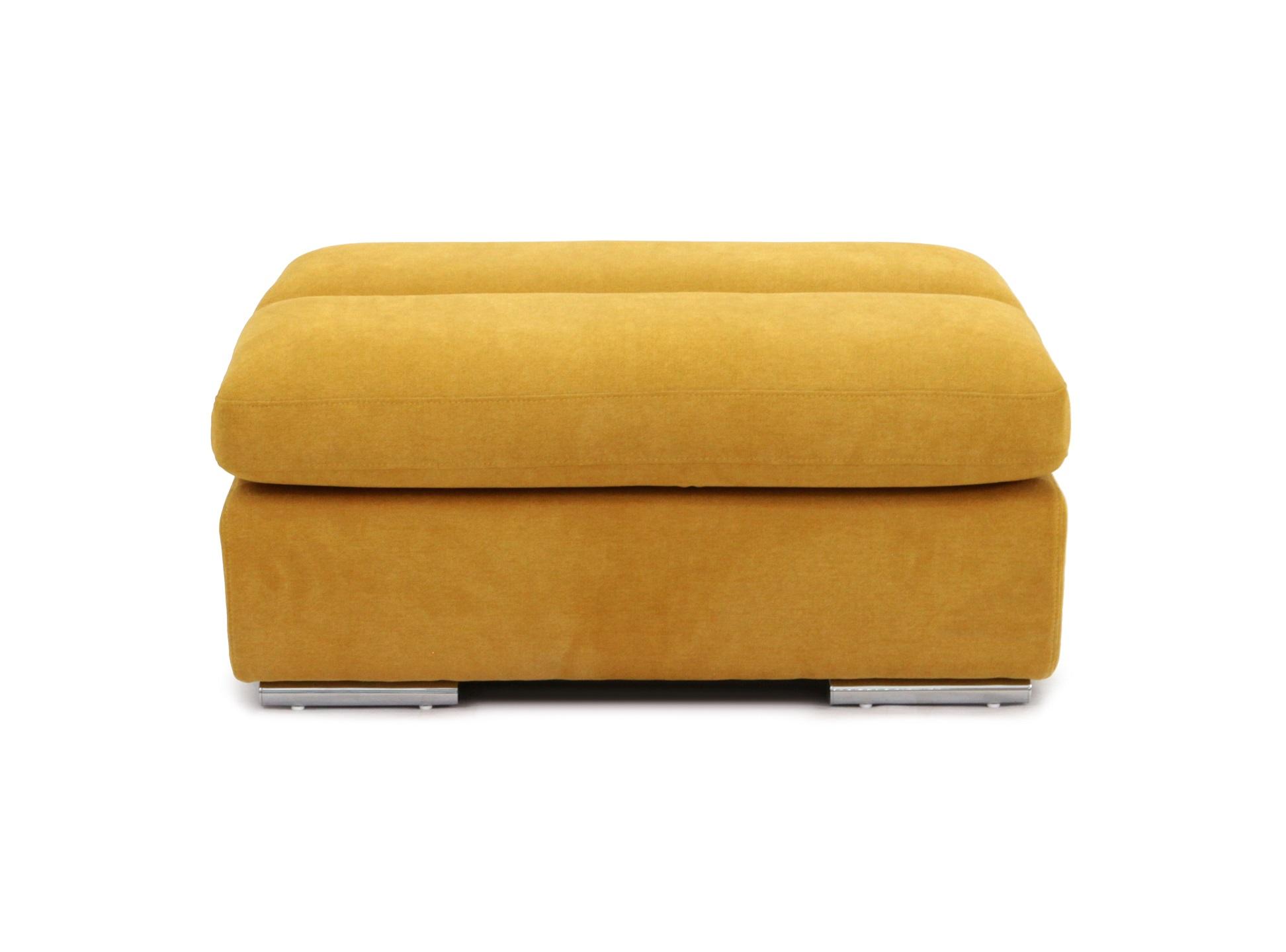 Пуф ПалермоФорменные пуфы<br>Модульный диван &amp;quot;Палермо&amp;quot; - это лучшее решение для тех, кто привык к максимальному комфорт и не готов идти на компромисс с другими вариантами. Уникальный состав наполнителя его сидений заставит Вас по новому пересмотреть значение слова &amp;quot;удобный&amp;quot;, а кажущаяся простота форм и варианты модулей помогут создать то жизненное пространство, которое подходит именно Вам!&amp;amp;nbsp;&amp;lt;div&amp;gt;Большой выбор обивочных тканей (подробности уточняйте у менеджера)&amp;lt;/div&amp;gt;<br><br>Material: Текстиль<br>Ширина см: 90<br>Высота см: 45<br>Глубина см: 70