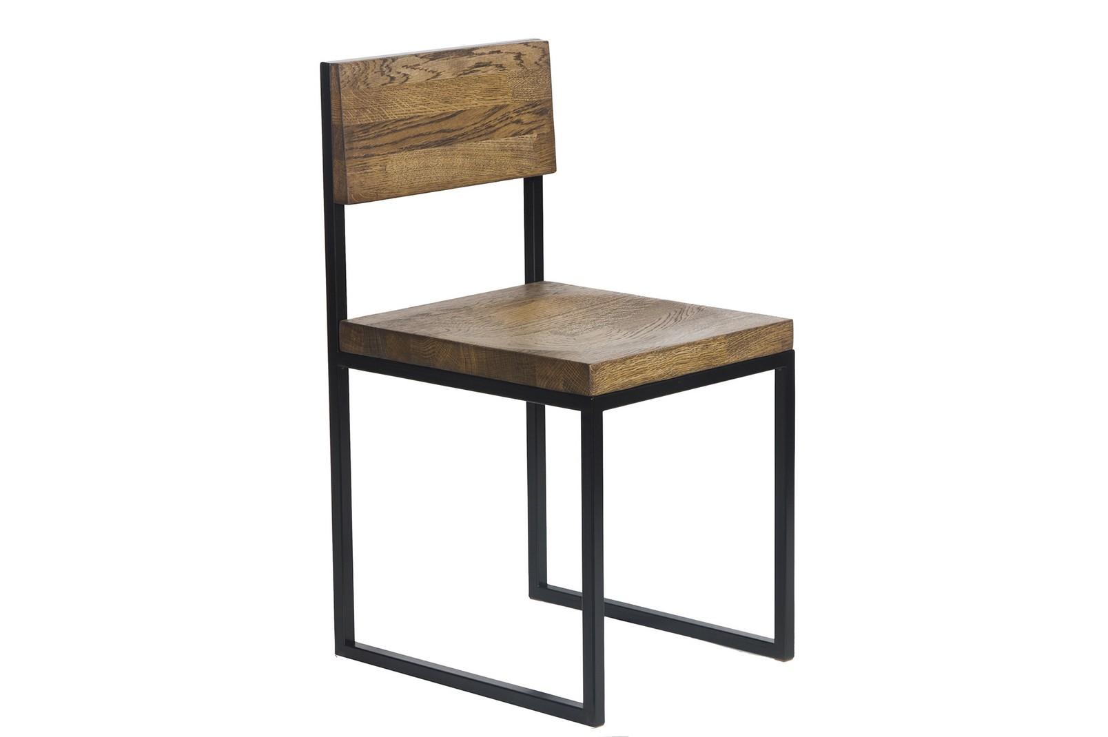 Стул Fullmoon OakОбеденные стулья<br>Стандартная высота сиденья: 45 см. Также возможен вариант повышенной высоты сиденья: 55 см&amp;lt;div&amp;gt;Материалы: дубовый мебельный щит, стальная труба&amp;lt;/div&amp;gt;&amp;lt;div&amp;gt;Возможны другие варианты отделки&amp;lt;/div&amp;gt;<br><br>Material: Металл<br>Ширина см: 39<br>Высота см: 78<br>Глубина см: 45