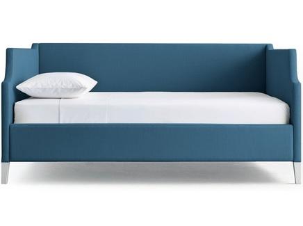 Диван eton (myfurnish) синий 227x96x110 см.
