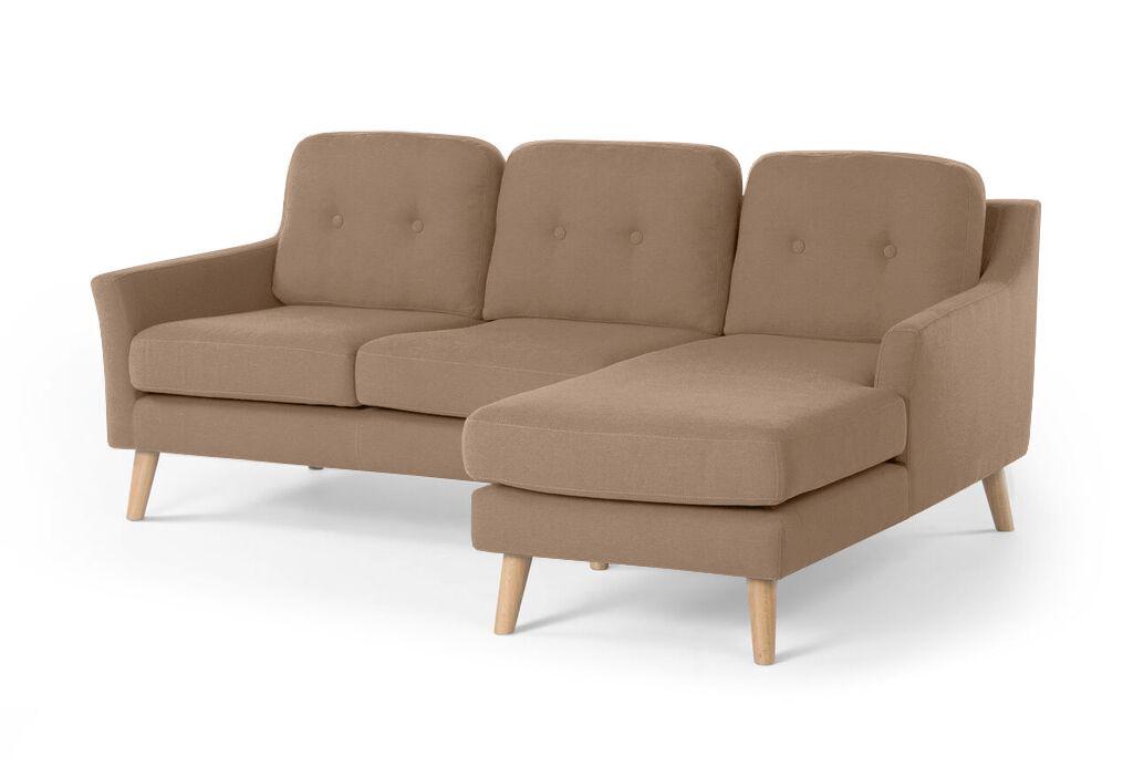 Угловой диван OllyУгловые диваны<br>&amp;lt;div&amp;gt;Сочетание современного подхода в дизайне с ретро стилем - это всегда немного рискованно и результат бывает непредсказуем. Но в случае дивана &amp;quot;Olly&amp;quot; все сложилось наилучшим образом! Главным его достоинством мы считаем сочетание высоких изогнутых ножек и сидения-подушки. Из-за этого сочетания диван выглядит и ощущается очень компактным и удобным, не смотря на свои габариты.&amp;lt;br&amp;gt;&amp;lt;/div&amp;gt;&amp;lt;div&amp;gt;&amp;lt;br&amp;gt;&amp;lt;/div&amp;gt;Материал: бук, текстиль.&amp;amp;nbsp;&amp;lt;div&amp;gt;Корпус: массив, фанера.&amp;lt;br&amp;gt;&amp;lt;/div&amp;gt;<br><br>Material: Текстиль<br>Ширина см: 204<br>Высота см: 83<br>Глубина см: 132