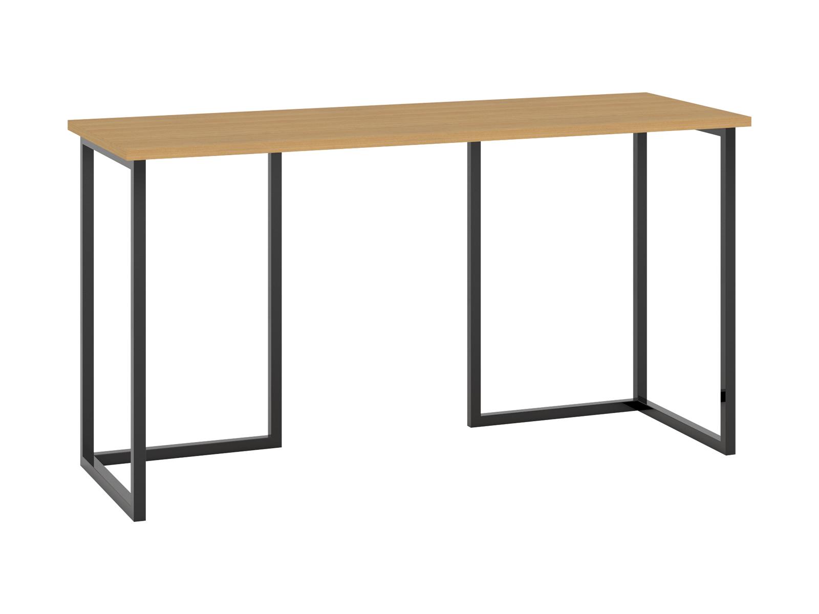 Стол BoardПисьменные столы<br>Большой выбор  столешниц и цветов оснований позволяет создавать комбинации, точно отвечающие вашим потребностям.Основание: металл окрашенный.Столешница: ЛДСП 22мм.<br><br>kit: None<br>gender: None
