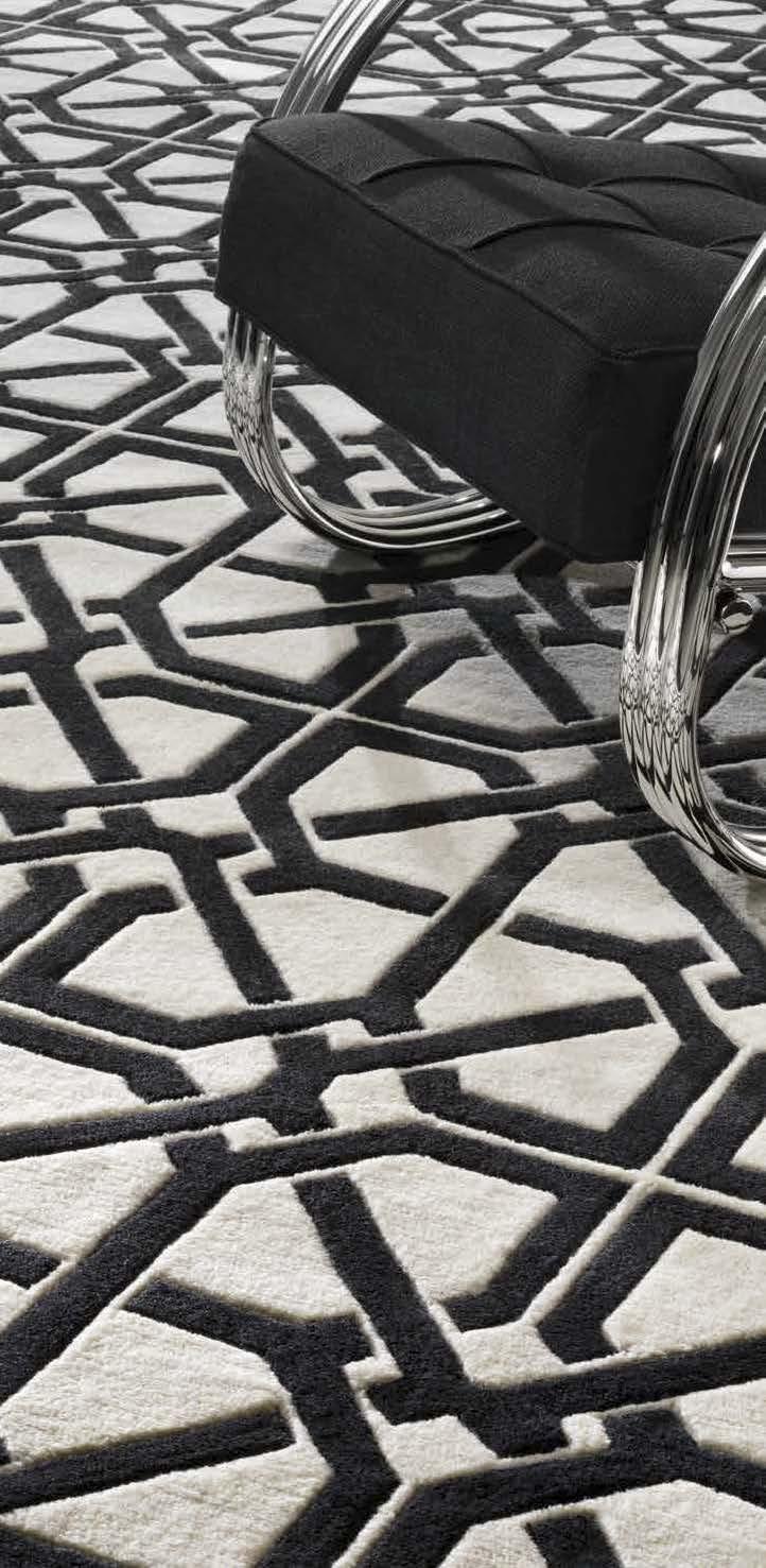 КоверПрямоугольные ковры<br>Ковер Carpet Webb из 100% новозелландской шерсти. Ручная работа.<br><br>Material: Шерсть<br>Ширина см: 240.0<br>Глубина см: 170.0