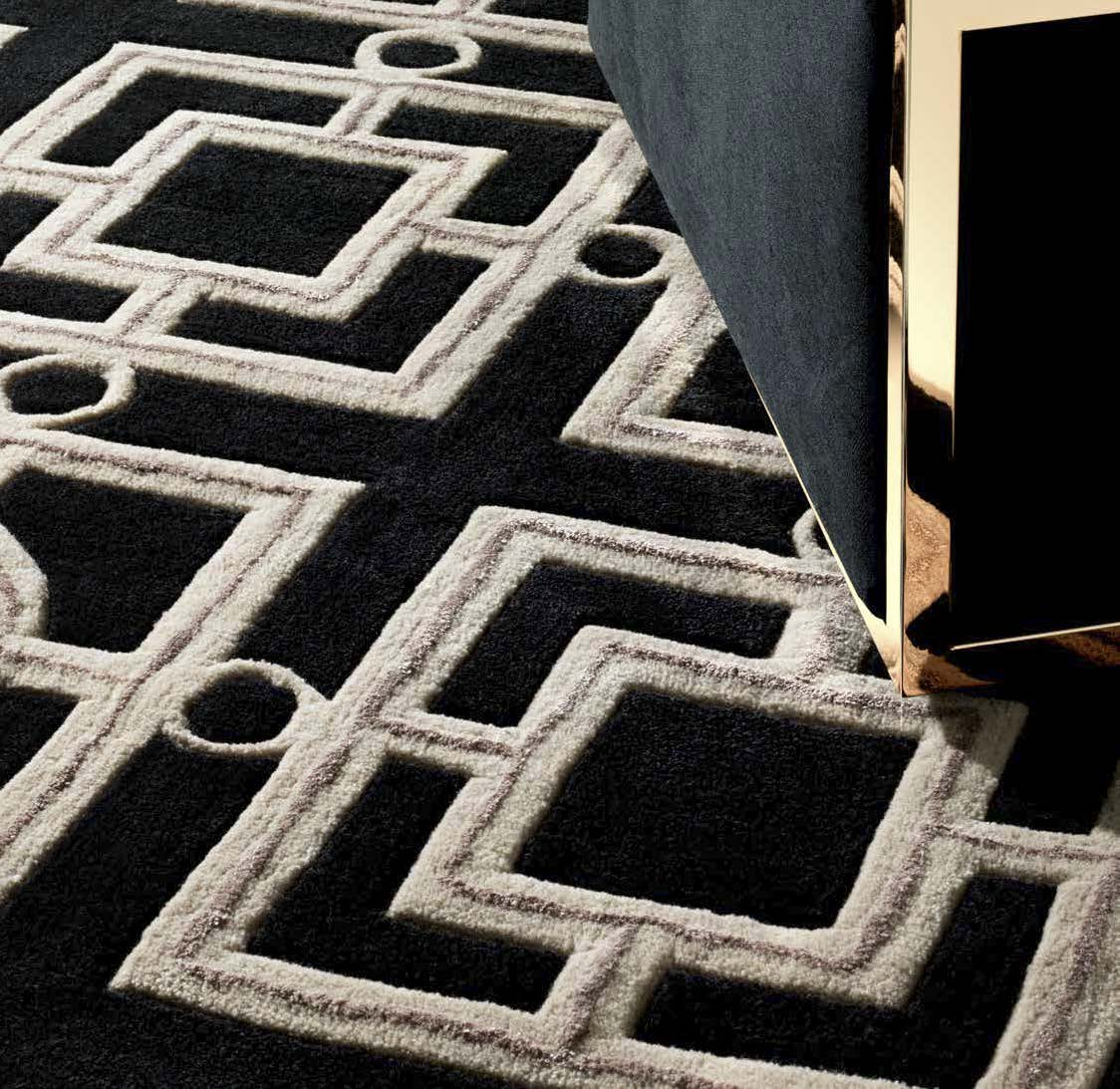 КоверПрямоугольные ковры<br>Ковер Carpet Evans из 100% новозелландской шерсти. &amp;amp;nbsp;Ручная работа.<br><br>Material: Шерсть<br>Ширина см: 300.0<br>Глубина см: 200.0