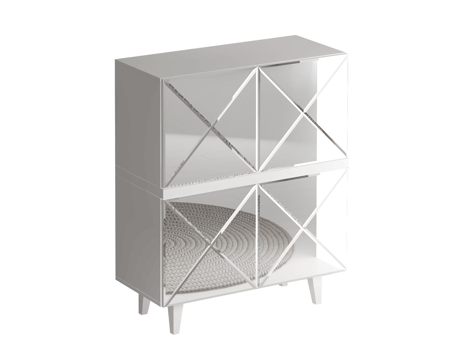 Шкаф KristalБельевые шкафы<br>Шкаф комбинированный для гостиной.&amp;amp;nbsp;&amp;lt;div&amp;gt;Дверцы открываются по принципу «нажал - открыл».&amp;lt;/div&amp;gt;&amp;lt;div&amp;gt;Фасад - зеркальный.&amp;lt;/div&amp;gt;<br><br>Material: ДСП<br>Ширина см: 96<br>Высота см: 117<br>Глубина см: 44