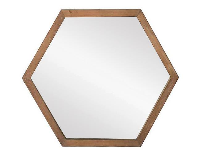 Зеркало Soul 40Настенные зеркала<br>&amp;lt;div&amp;gt;&amp;lt;span style=&amp;quot;line-height: 22.7272720336914px;&amp;quot;&amp;gt;Шестиугольное зеркало &amp;quot;Soul 40&amp;quot; из массива антикварного тика подарит вашему дому старомодного уюта. Или современного! Благодаря милой раме из натурального дерева оно выглядит романтично и элегантно. Его можно использовать как самостоятельно, так и в комплекте с другими такими же зеркалами, чтобы создать на стенах интересный декор, по форме напоминающий пчелиные соты.&amp;lt;/span&amp;gt;&amp;lt;br&amp;gt;&amp;lt;/div&amp;gt;&amp;lt;div&amp;gt;&amp;lt;span style=&amp;quot;line-height: 22.7272720336914px;&amp;quot;&amp;gt;&amp;lt;br&amp;gt;&amp;lt;/span&amp;gt;&amp;lt;/div&amp;gt;&amp;lt;div&amp;gt;Рама из массива антикварного тика.&amp;amp;nbsp;&amp;lt;/div&amp;gt;<br><br>Material: Стекло<br>Ширина см: 40<br>Высота см: 34<br>Глубина см: 3
