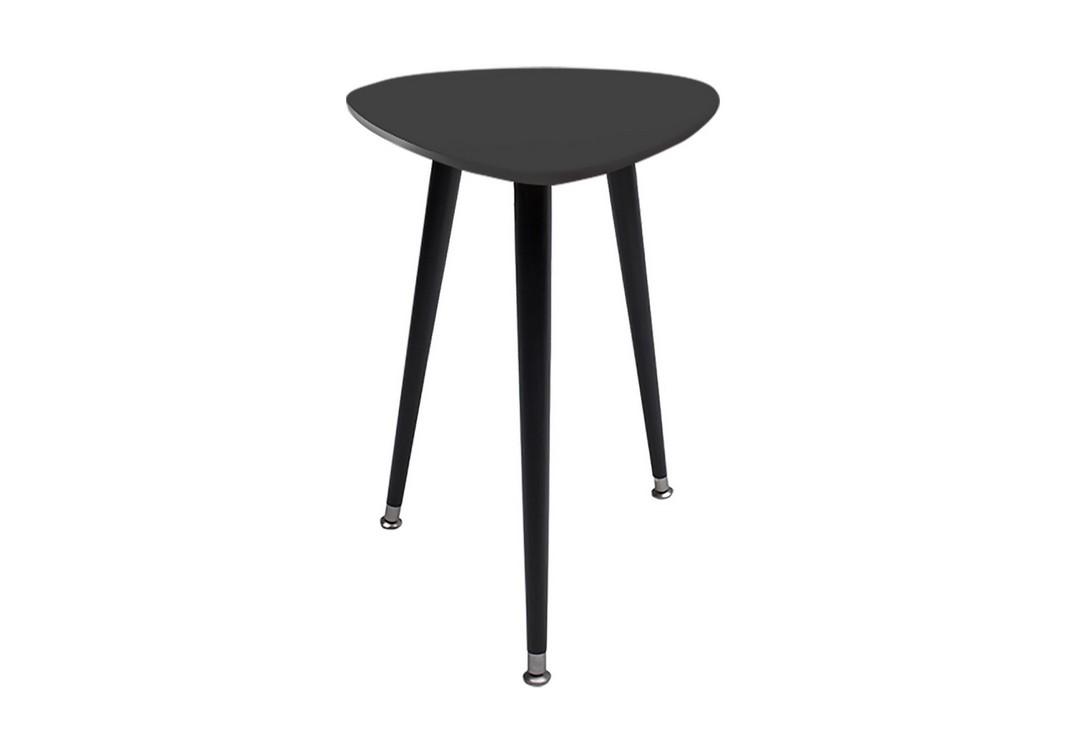 Приставной столик КапляПриставные столики<br>&amp;lt;div&amp;gt;&amp;lt;div&amp;gt;Приставной столик Капля – первый предмет мебели, созданный в Woodi Furniture. Приставной столик имеет необычную обтекаемую форму и компактный размер. Изящные высокие ножки, свойственные мебели в стиле 50-х годов, добавляют приставному столику легкости, благодаря которой Капля не утяжеляет пространство и идеально подходит для интерьера маленькой квартиры.&amp;amp;nbsp;&amp;lt;/div&amp;gt;&amp;lt;div&amp;gt;Ножки конической формы изготовлены из массива бука и окрашены в черный цвет, нижняя часть ножек украшена металлическими наконечниками стального цвета.&amp;amp;nbsp;&amp;lt;/div&amp;gt;&amp;lt;div&amp;gt;Приставной столик Капля покрыт высокопрочным лаковым покрытием, что делает его идеальным предметом мебели для ресторанов, кафе и баров, а также для любых других общественных пространствах. Столик может использоваться по отдельности или в комбинации с журнальным столиком Почка. Приставной столик Капля легко собирается без шурупов и инструментов.&amp;lt;/div&amp;gt;&amp;lt;/div&amp;gt;&amp;lt;div&amp;gt;&amp;lt;br&amp;gt;&amp;lt;/div&amp;gt;<br><br>Material: МДФ<br>Ширина см: 43.0<br>Высота см: 57.0<br>Глубина см: 50.0