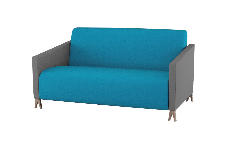 Двухместный диван SovaДвухместные диваны<br>&amp;lt;div&amp;gt;Двухместный диван Sova покрыт высококачественной обивочной тканью, разработанной английской компанией Kirkby Design. Для разнообразия вы можете сочетать в одном диване несколько цветов обивки.&amp;lt;/div&amp;gt;&amp;lt;div&amp;gt;&amp;lt;br&amp;gt;&amp;lt;/div&amp;gt;&amp;lt;div&amp;gt;Материал: каркас - фанера, ткань - 100% полиэстер.&amp;lt;/div&amp;gt;<br><br>Material: Текстиль<br>Ширина см: 156.0<br>Высота см: 91.0<br>Глубина см: 91.0