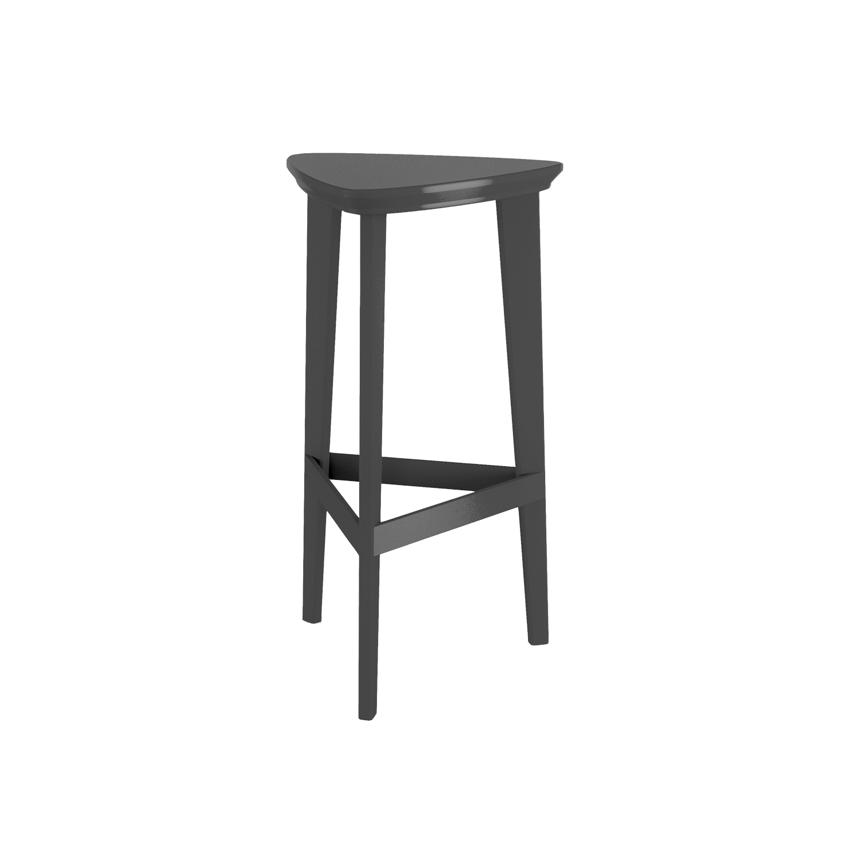 Барный стул BooseБарные стулья<br>Барные стулья Boose произведены из массива дерева. Барные стулья могут быть окрашены в любой цвет из палитры Woodi Futniture.<br><br>Material: Дуб<br>Ширина см: 43.0<br>Высота см: 75.0<br>Глубина см: 41.0
