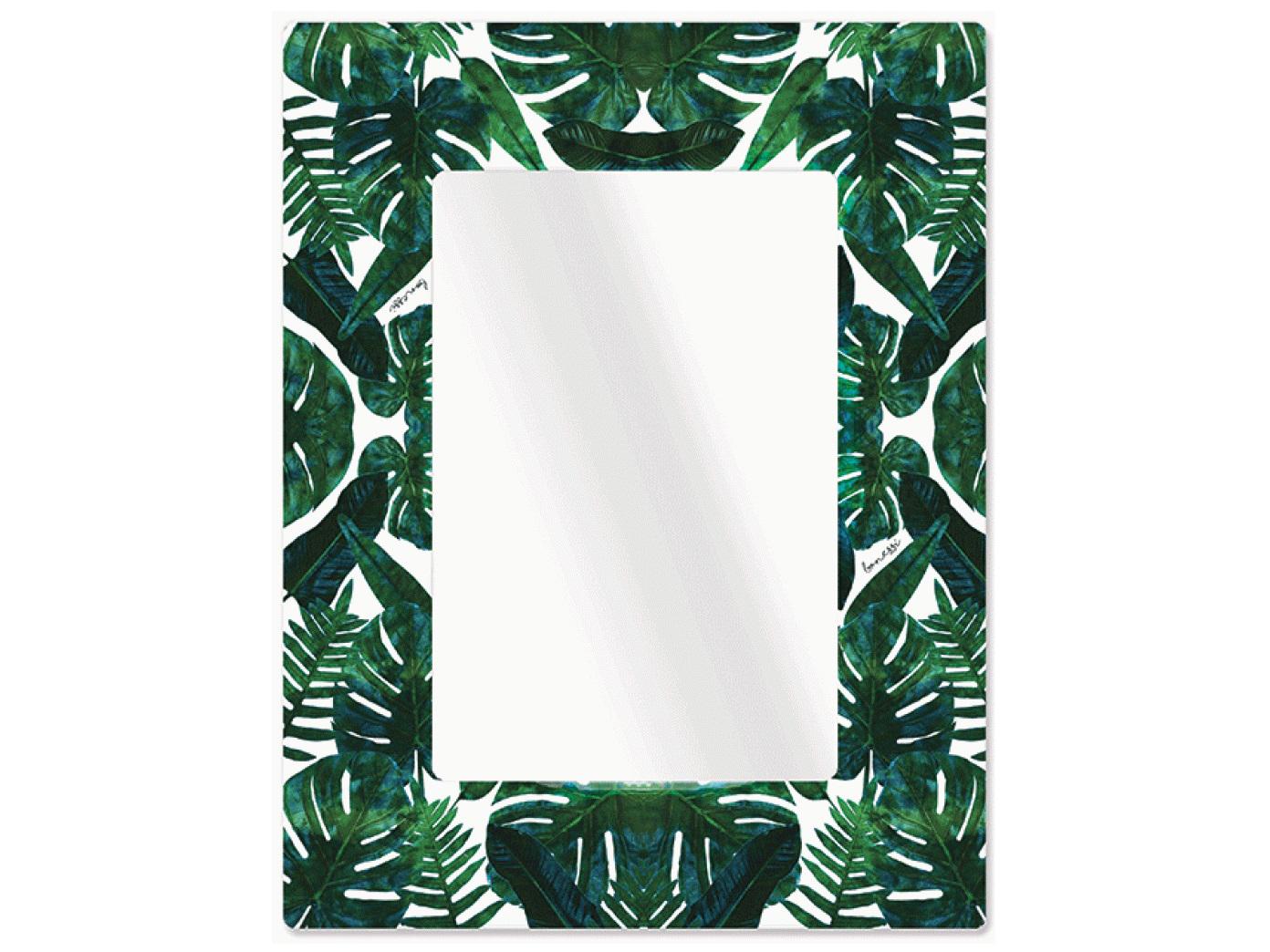 Зеркало TropicНастенные зеркала<br>&amp;lt;div&amp;gt;Новая волна «тропической» и, пожалуй, самой красивой лихорадки, охватила мир дизайна! Тропические&amp;amp;nbsp;&amp;lt;/div&amp;gt;&amp;lt;div&amp;gt;папоротники, банановые и пальмовые листья теперь оказывают большое&amp;amp;nbsp;&amp;lt;/div&amp;gt;&amp;lt;div&amp;gt;влияние и на дизайн интерьера.Если Вам нравится ощущение сочного лета, тропики, пальмы и зеленый цвет, то зеркало TROPIC станет отличным приобретением.На поверхность рисунка нанесен защитный лак, который бережет изделие от внешних повреждений.&amp;amp;nbsp;&amp;lt;/div&amp;gt;&amp;lt;div&amp;gt;&amp;lt;br&amp;gt;&amp;lt;/div&amp;gt;&amp;lt;div&amp;gt;Обращаем Ваше внимание, что цвета на мониторе могут отличаться от&amp;amp;nbsp;&amp;lt;/div&amp;gt;&amp;lt;div&amp;gt;оригинала, в зависимости от цветовых настроек Вашего монитора.&amp;lt;/div&amp;gt;<br><br>Material: Сталь