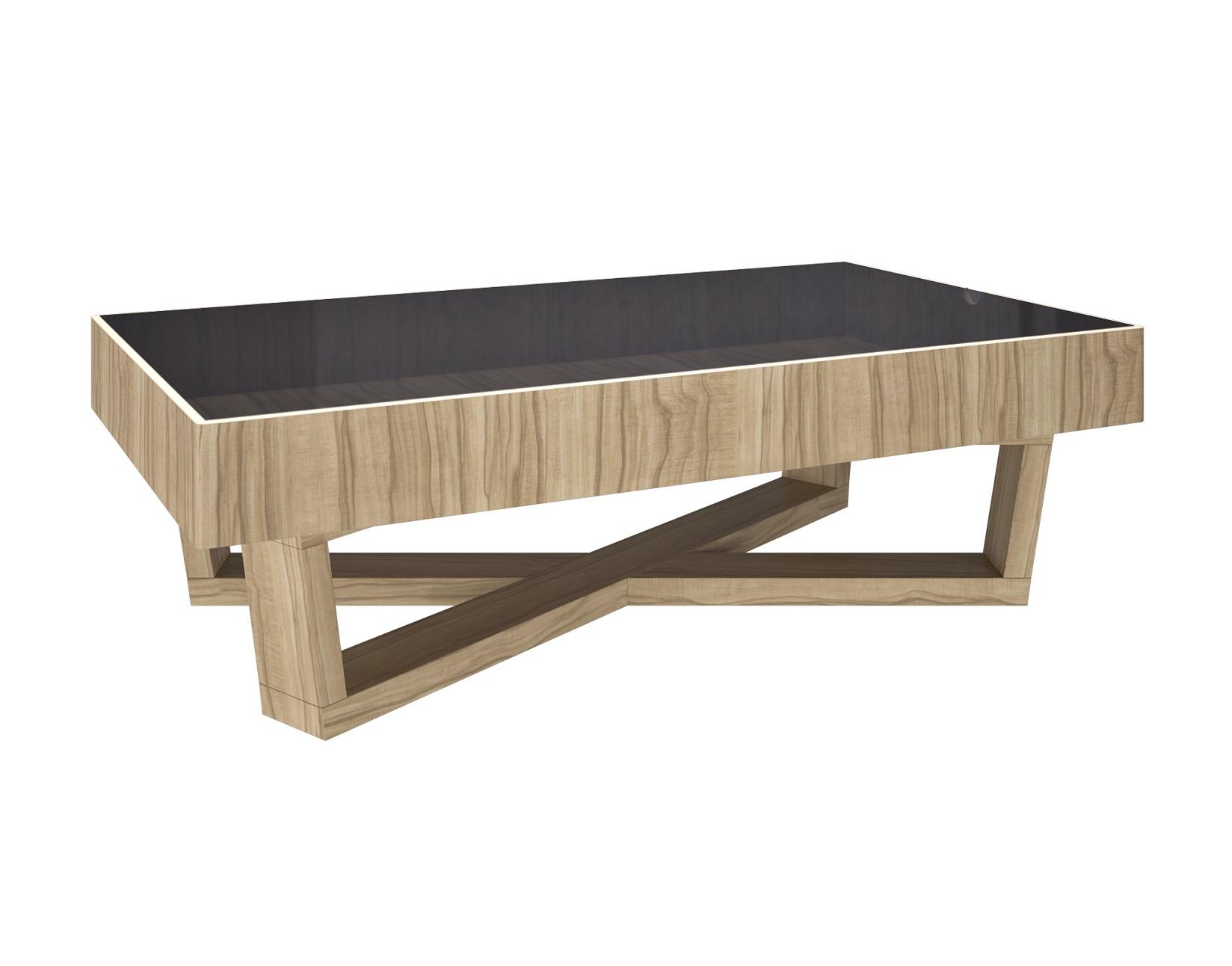 СтоликЖурнальные столики<br>Стильный современный прямоугольный журнальный столик в стиле модерн серии Lago Maggiore представлен в двух вариантах: венге и беленый дуб. Поверхность столика - массивное закаленное тонированное стекло толщиной 10 мм.<br><br>Столик обладает прекрасными эргономическими показателями, очень устойчивый и функциональный. Отлично впишется в интерьер зала, гостиной или обеденной зоны.<br><br>Material: Дерево<br>Ширина см: 65<br>Высота см: 35