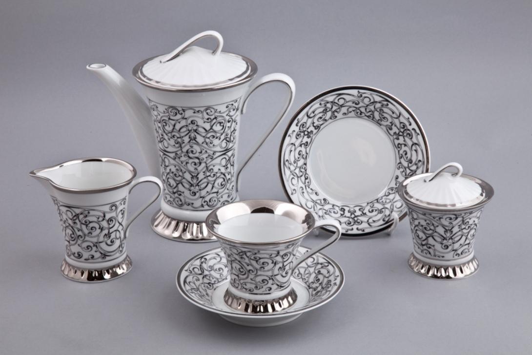Чайный сервиз «Византия»