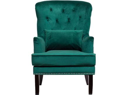 Кресло (garda decor) зеленый 77x105x92 см.