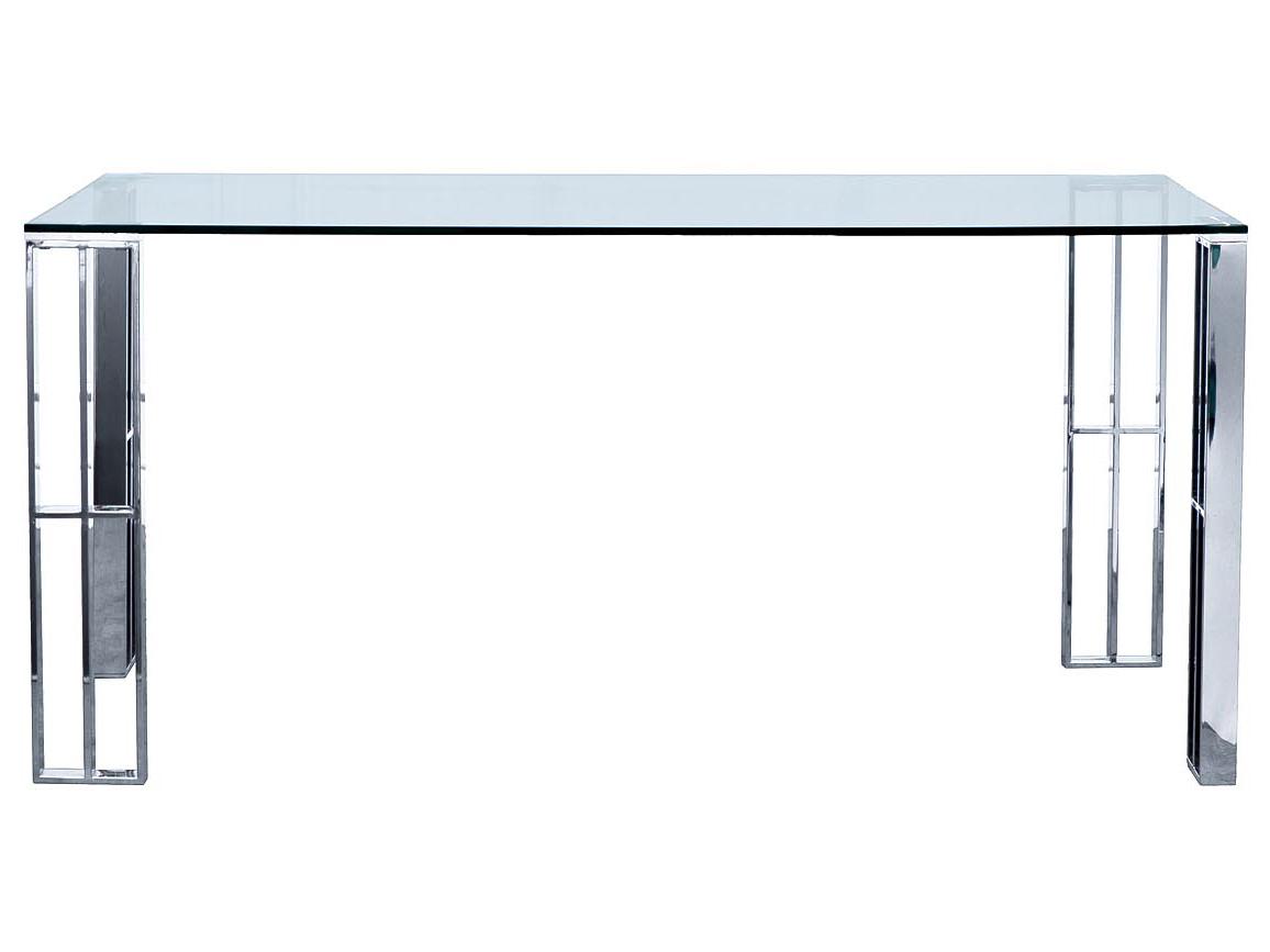 СтолОбеденные столы<br><br><br>Material: Металл<br>Ширина см: 90.0<br>Высота см: 75.0<br>Глубина см: 160.0