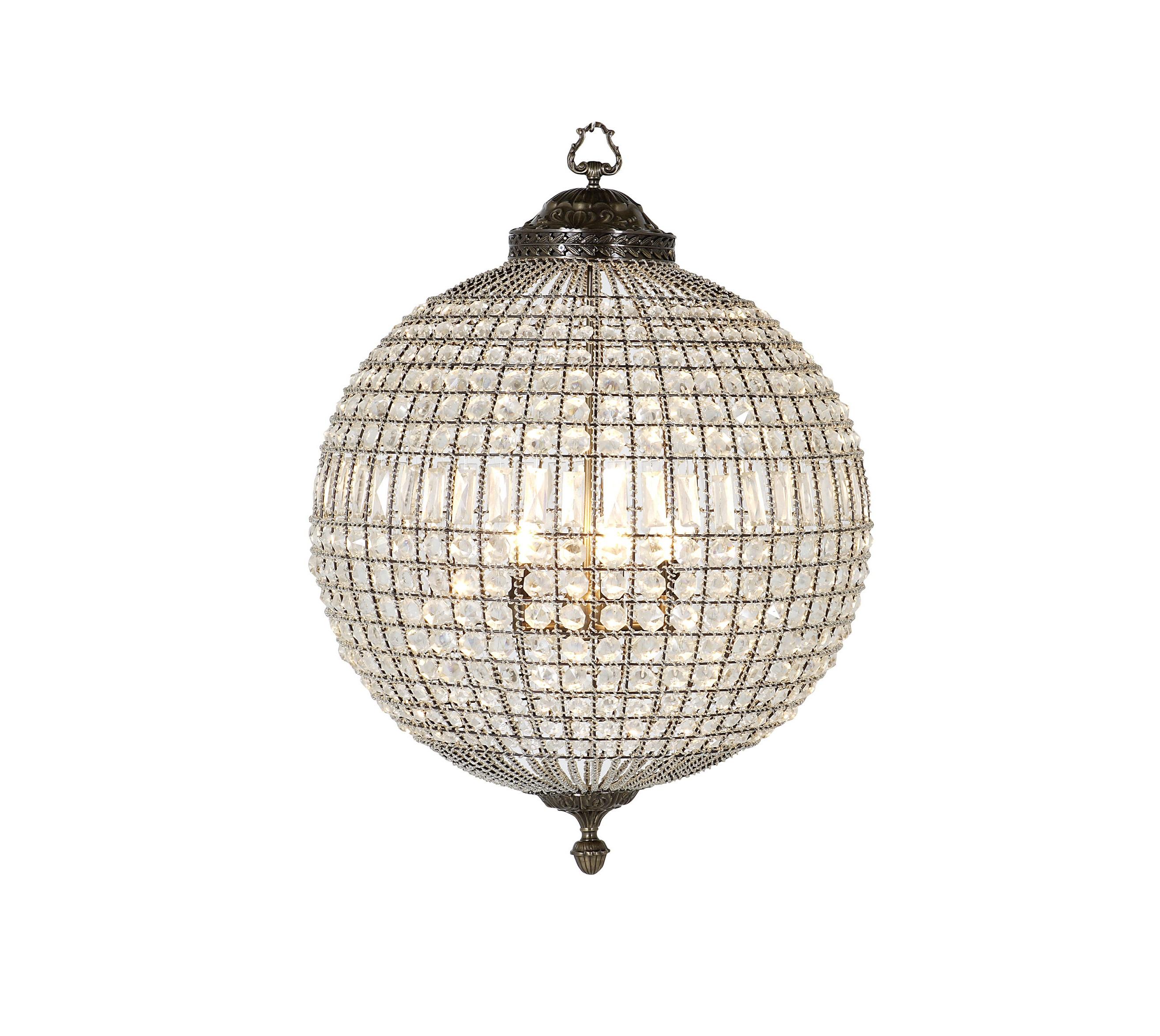 Светильник подвесной  Mini round chandelierПодвесные светильники<br>Изысканная люстра-подвеска, состоящая из десятков переливающихся стеклянных пластин, которые выглядят особенно эффектно в лучах света.&amp;lt;div&amp;gt;&amp;lt;div&amp;gt;Материал: Стекло, никель.&amp;amp;nbsp;&amp;lt;/div&amp;gt;&amp;lt;/div&amp;gt;&amp;lt;div&amp;gt;&amp;lt;br&amp;gt;&amp;lt;/div&amp;gt;&amp;lt;div&amp;gt;&amp;lt;div&amp;gt;Тип цоколя: E14&amp;lt;/div&amp;gt;&amp;lt;div&amp;gt;Мощность: 40W&amp;lt;/div&amp;gt;&amp;lt;div&amp;gt;Количество: 1 (нет в комплекте)&amp;lt;/div&amp;gt;&amp;lt;/div&amp;gt;<br><br>Material: Стекло<br>Ширина см: 29<br>Высота см: 48<br>Глубина см: 29
