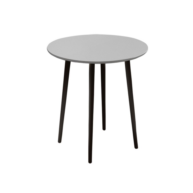 Обеденный стол СпутникОбеденные столы<br>&amp;lt;div&amp;gt;Круглый обеденный стол Спутник – первый обеденный стол в коллекции мебели Woodi Furniture. Стол круглой формы хорошо подойдет для маленькой кухни и помещений с ограниченной площадью, так как не имеет острых углов, что особенно важно, когда в семье есть маленькие дети. Также стоит обратить внимание на стол Спутник, если вы выбираете мебель для кафе и ресторанов. Высокопрочное лаковое покрытие столешницы устойчиво к влаге, что делает Спутник идеальным предметом мебели для ресторанов, кафе и баров, а также для любых других общественных пространств.&amp;amp;nbsp;&amp;lt;/div&amp;gt;&amp;lt;div&amp;gt;&amp;lt;br&amp;gt;&amp;lt;/div&amp;gt;&amp;lt;div&amp;gt;Верхняя часть столешницы, которая изготовлена из МДФ, покрыта натуральным дубовым шпоном, нижняя часть столешницы и боковой кант окрашены в цвета из палитры Woodi Furniture. Четыре устойчивые ножки изготовлены из массива бука и покрыты прозрачным лаковым покрытием. Круглый обеденный стол Спутник легко собирается без шурупов и инструментов.&amp;lt;/div&amp;gt;<br><br>Material: МДФ<br>Высота см: 75.0