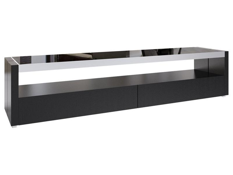 Тумба SimpleТумбы под TV<br>Тумба под TV и аудиоаппаратуру коллекции Free Spirit от итальянских дизайнеров.&amp;amp;nbsp;&amp;lt;div&amp;gt;&amp;lt;br&amp;gt;&amp;lt;/div&amp;gt;&amp;lt;div&amp;gt;Два выдвижных ящика и столешница из матового закаленного стекла.&amp;amp;nbsp;&amp;lt;/div&amp;gt;&amp;lt;div&amp;gt;Корпус из натурального шпона дуба, отделка — венге и алюминий.&amp;amp;nbsp;&amp;lt;/div&amp;gt;&amp;lt;div&amp;gt;Для защиты дерева от повреждений на поверхность тумбы установлено стекло.&amp;amp;nbsp;&amp;lt;/div&amp;gt;&amp;lt;div&amp;gt;Стеклянная поверхность не только украшает тумбу под телевизор, но и позволяет сохранять покрытие в первоначальном виде.&amp;lt;/div&amp;gt;<br><br>Material: МДФ<br>Ширина см: 200<br>Высота см: 42<br>Глубина см: 45